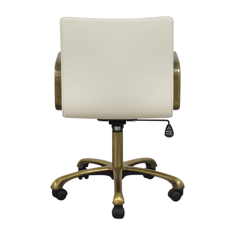 Crate & Barrel Crate & Barrel Ripple Office Chair on sale