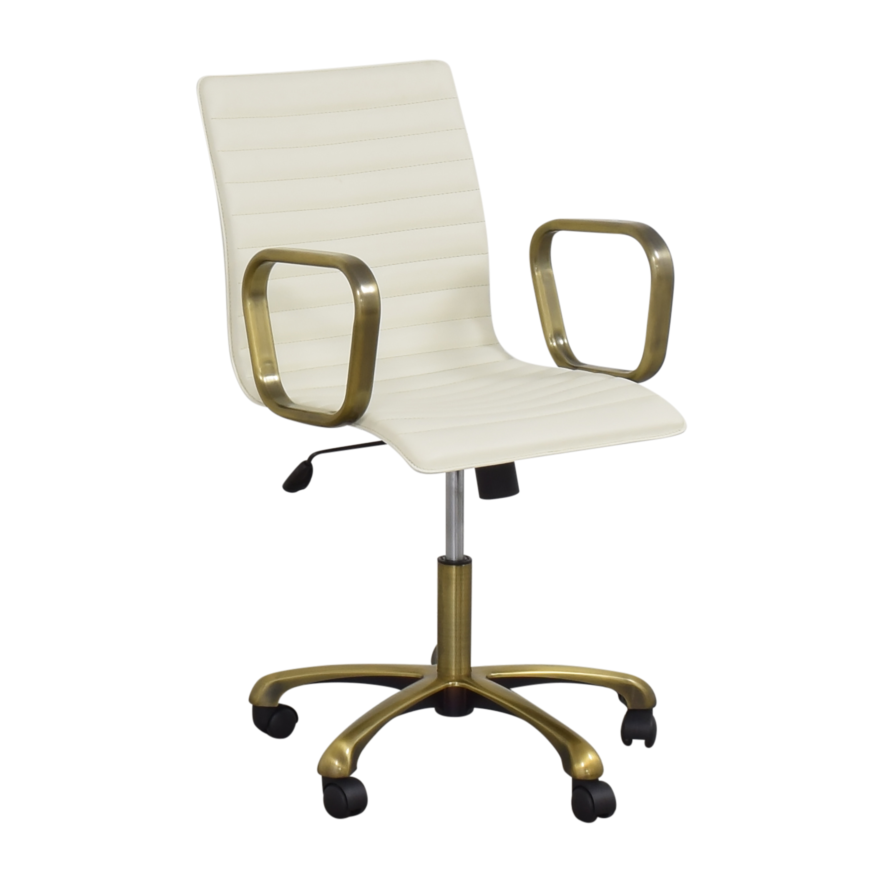 Crate & Barrel Crate & Barrel Ripple Office Chair second hand