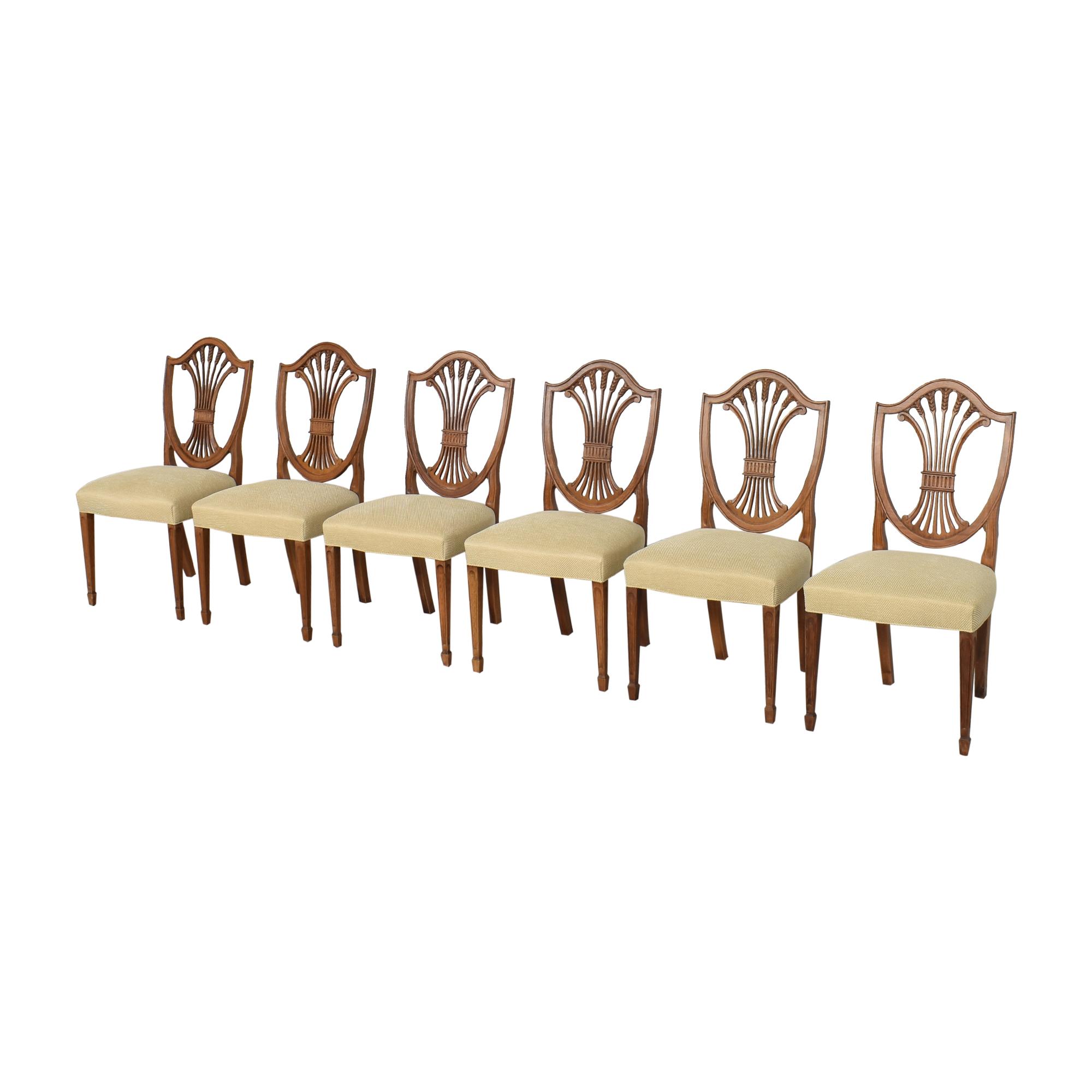 shop Stickley Furniture Monroe Place Dining Side Chairs Stickley Furniture Dining Chairs