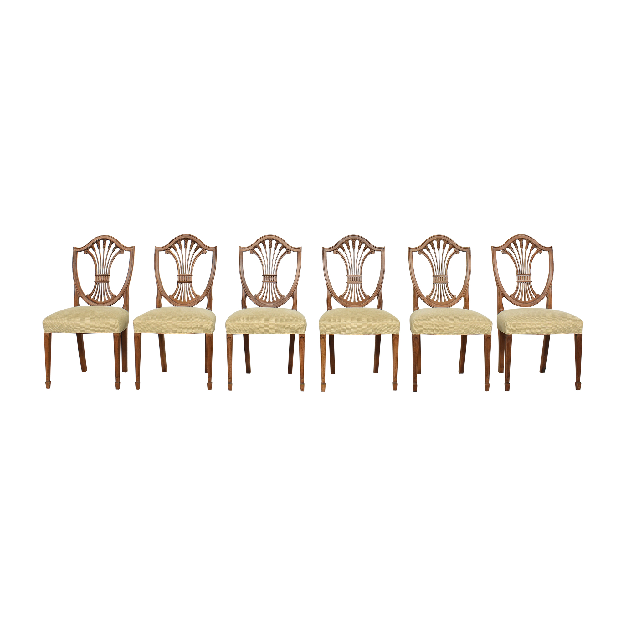 Stickley Furniture Stickley Furniture Monroe Place Dining Side Chairs nyc