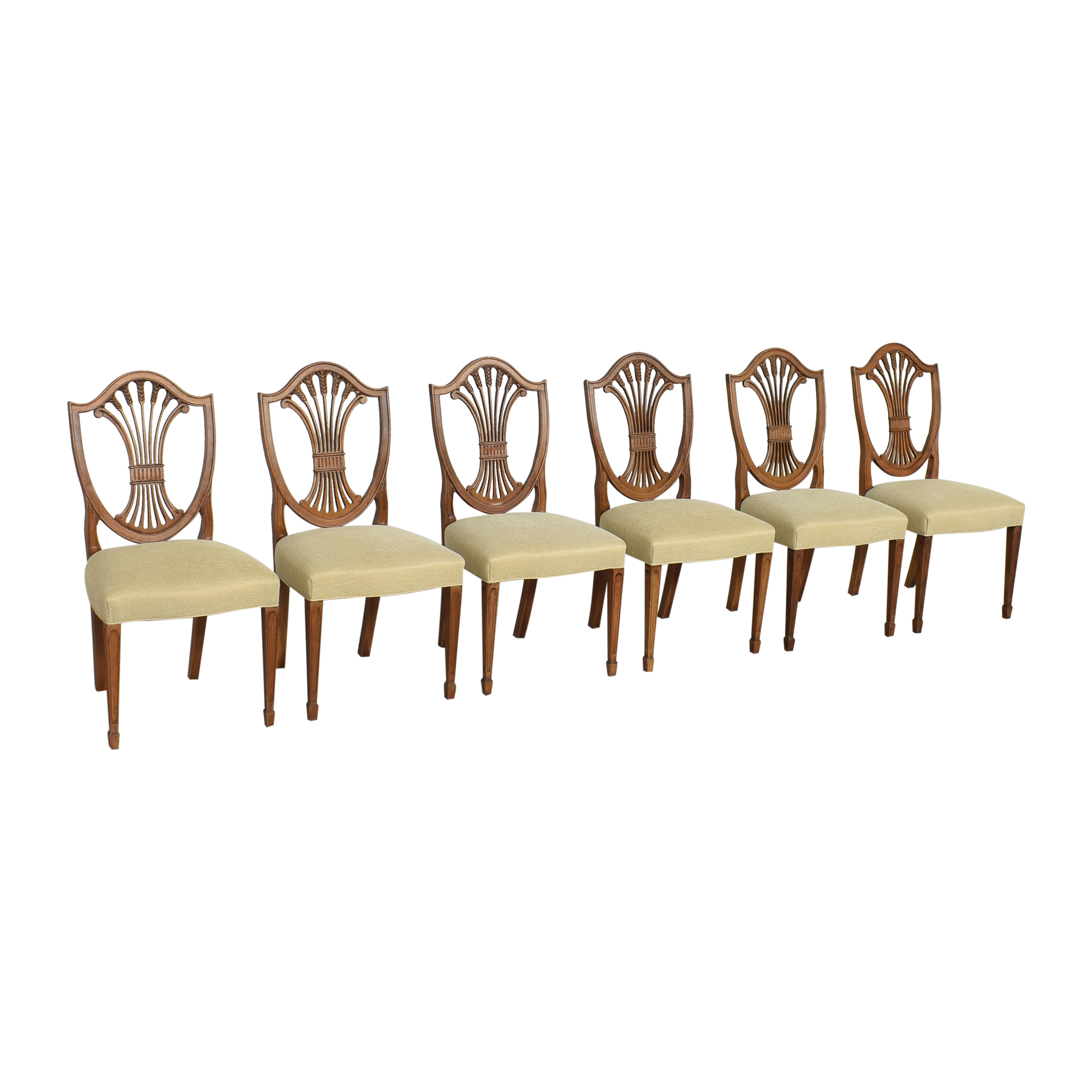 Stickley Furniture Stickley Furniture Monroe Place Dining Side Chairs ct