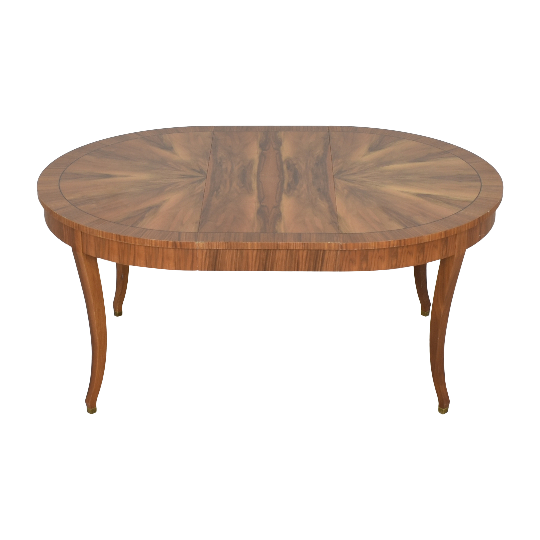 shop Lane Furniture Lane Furniture Extendable Round Dining Table online