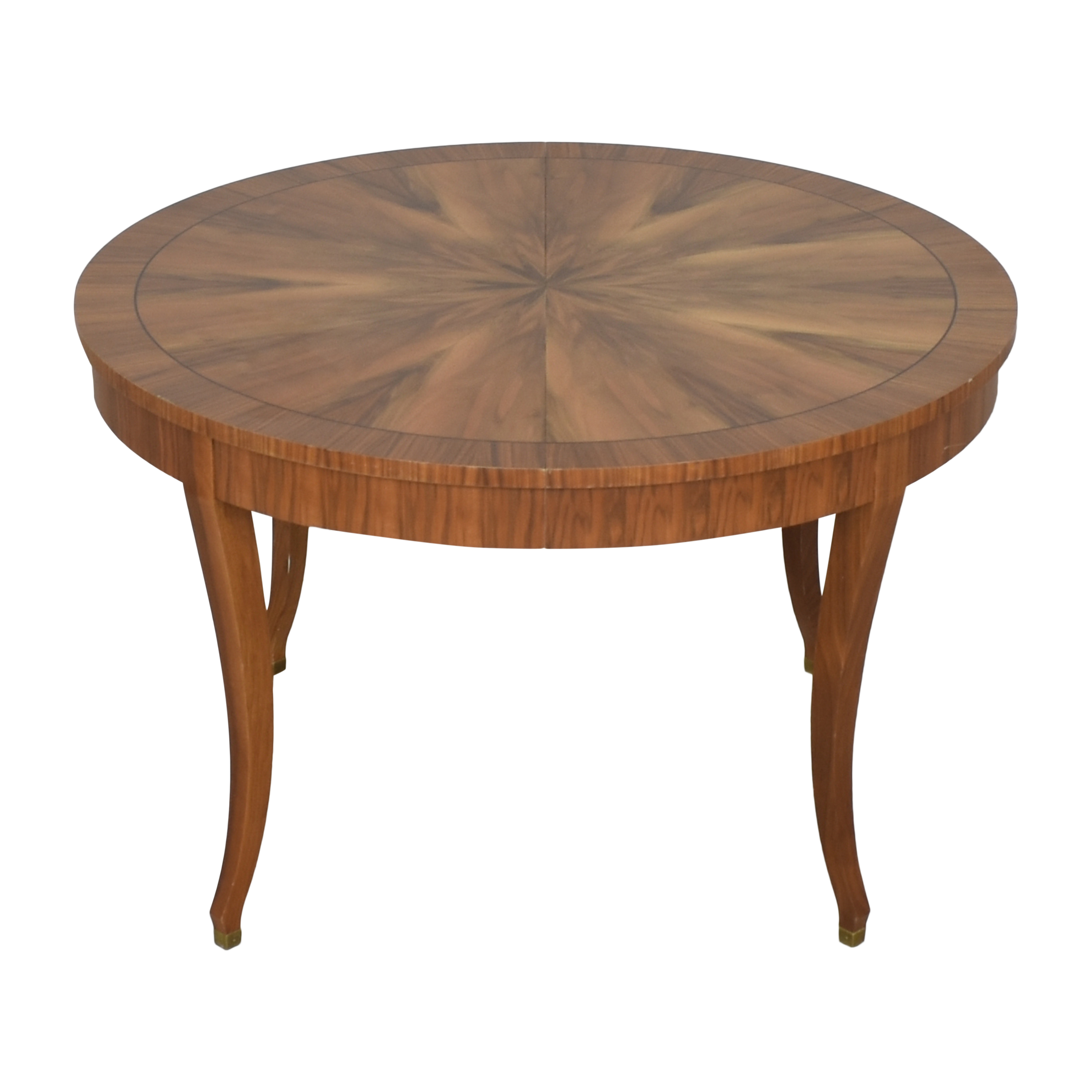 shop Lane Furniture Extendable Round Dining Table Lane Furniture Dinner Tables
