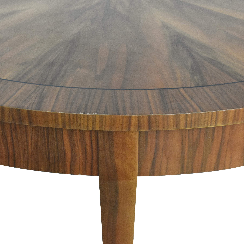 buy Lane Furniture Extendable Round Dining Table Lane Furniture