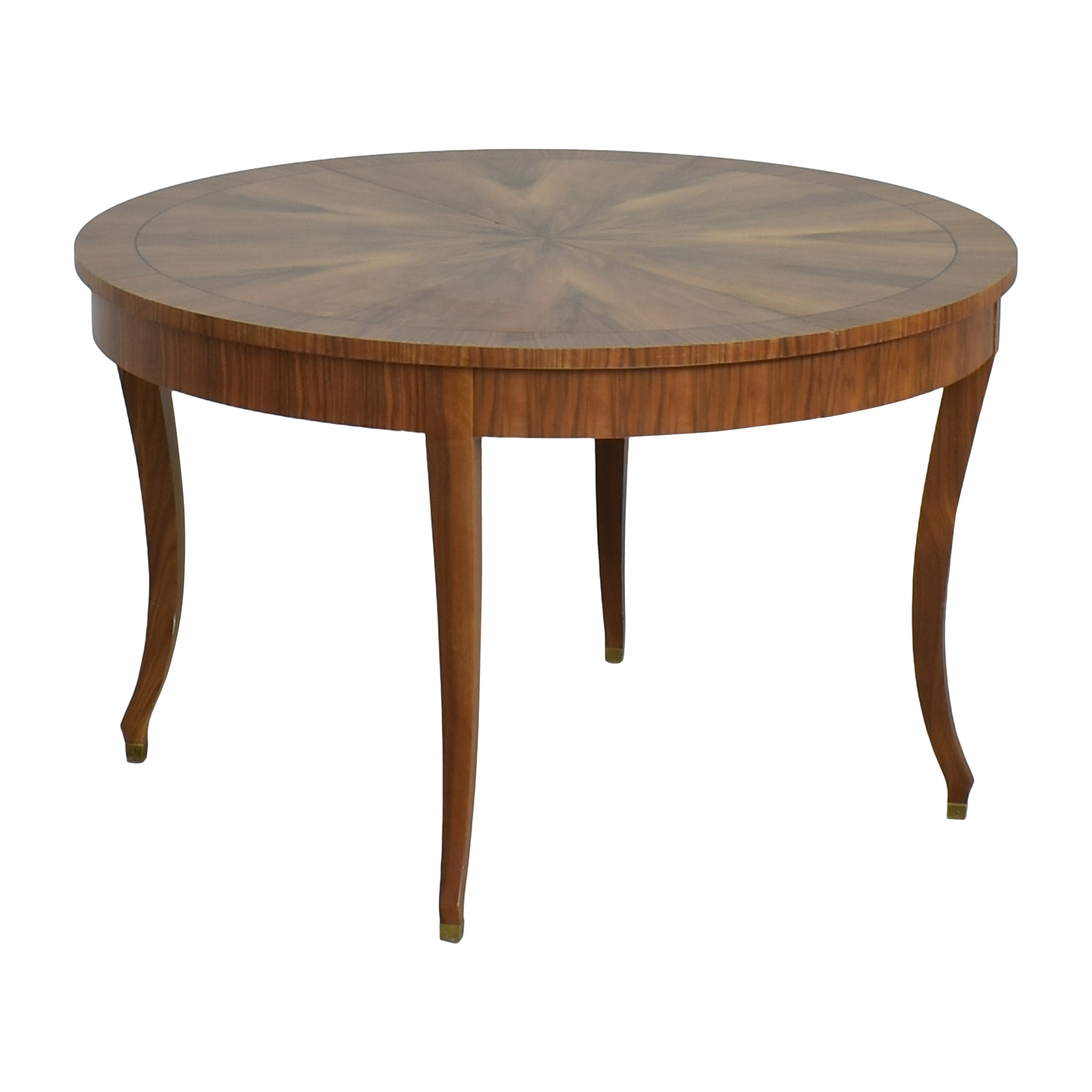 Lane Furniture Lane Furniture Extendable Round Dining Table second hand