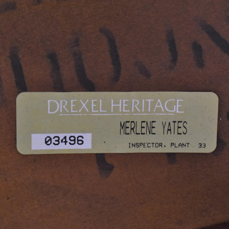 Drexel Heritage Drexel Heritage End Table  ct