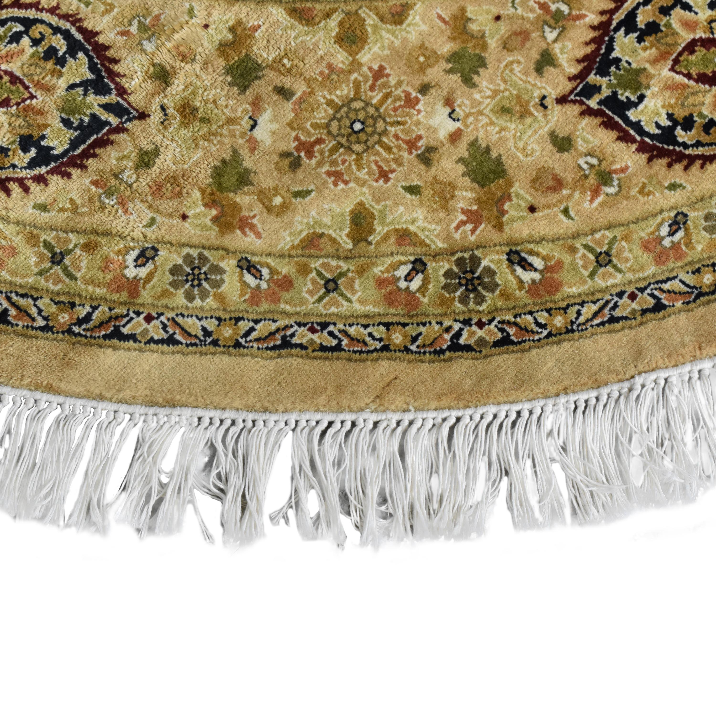 ABC Carpet & Home ABC Carpet & Home Oval Rug second hand
