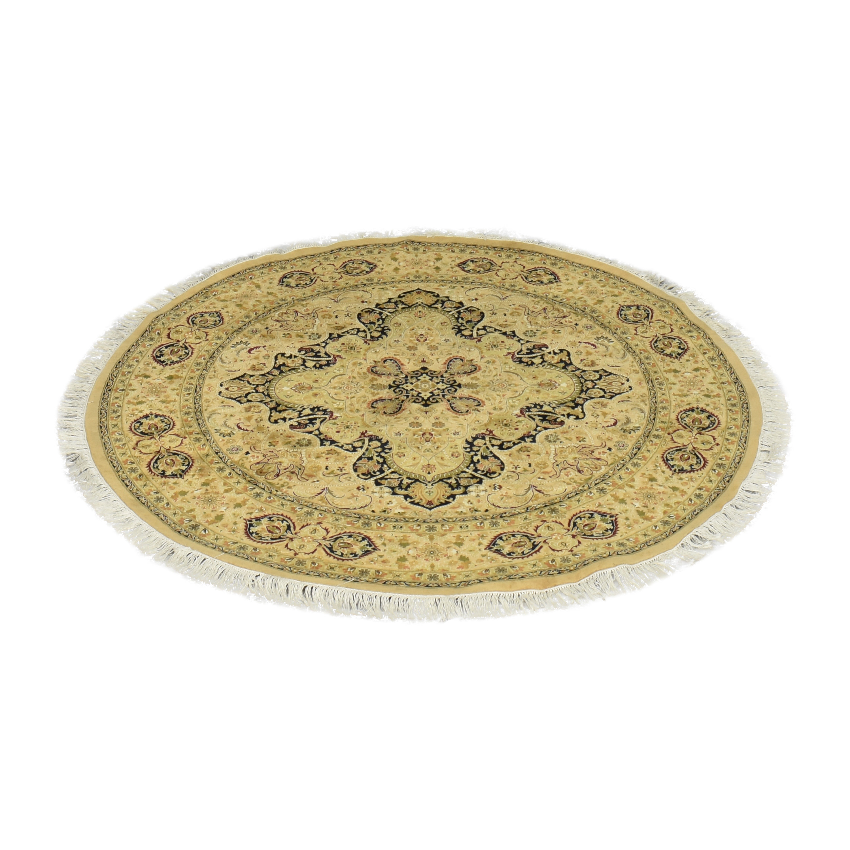 ABC Carpet & Home ABC Carpet & Home Oval Rug multi-Colored