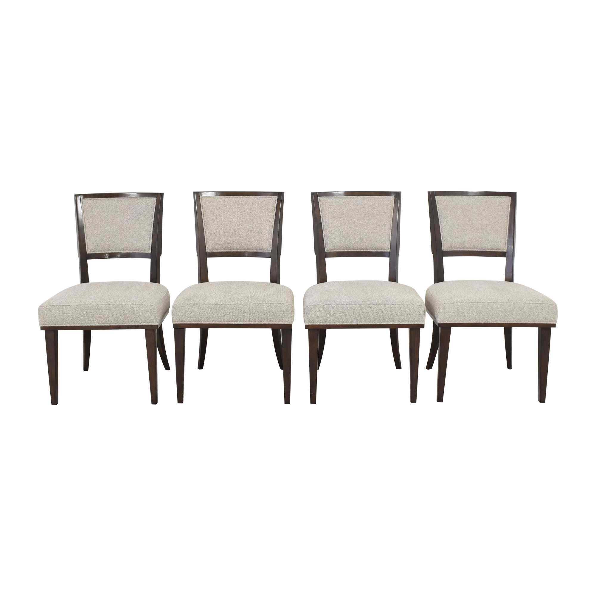 Caracole Caracole Moderne Dining Side Chairs ct