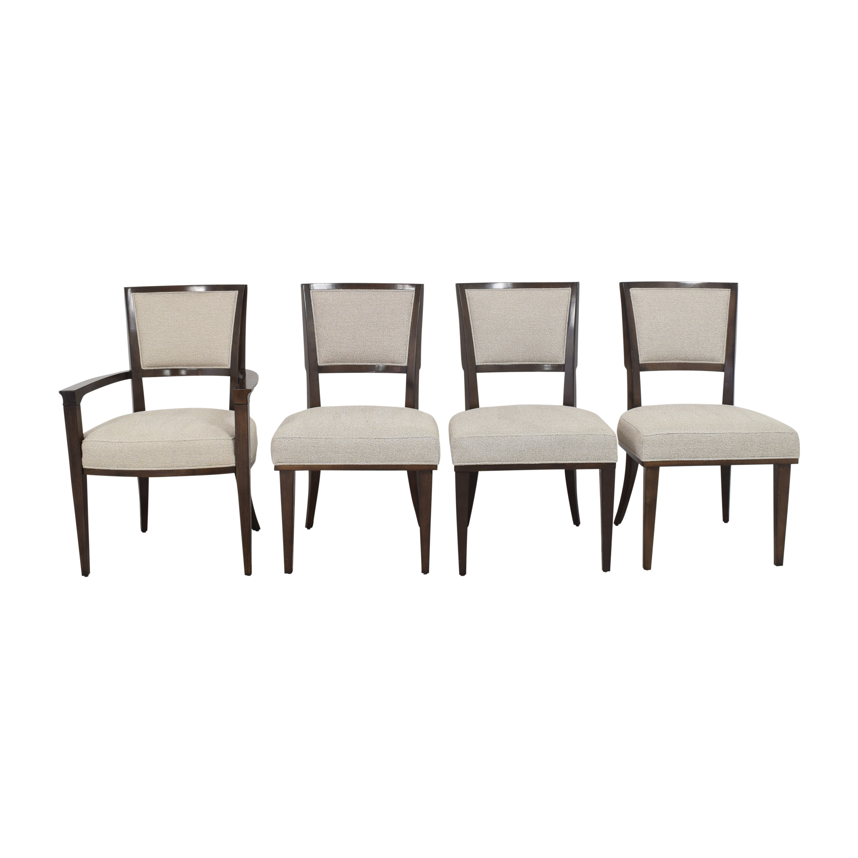 Caracole Caracole Moderne Dining Chairs nj