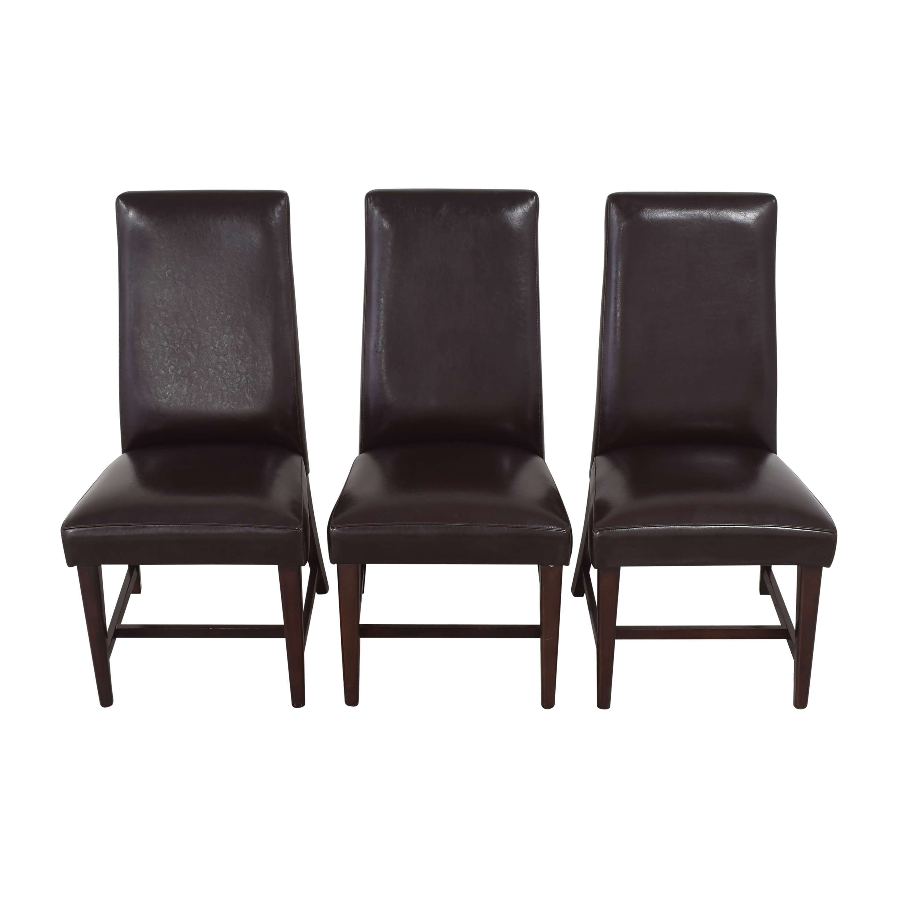 buy Shermag High Back Dining Chairs Shermag Chairs