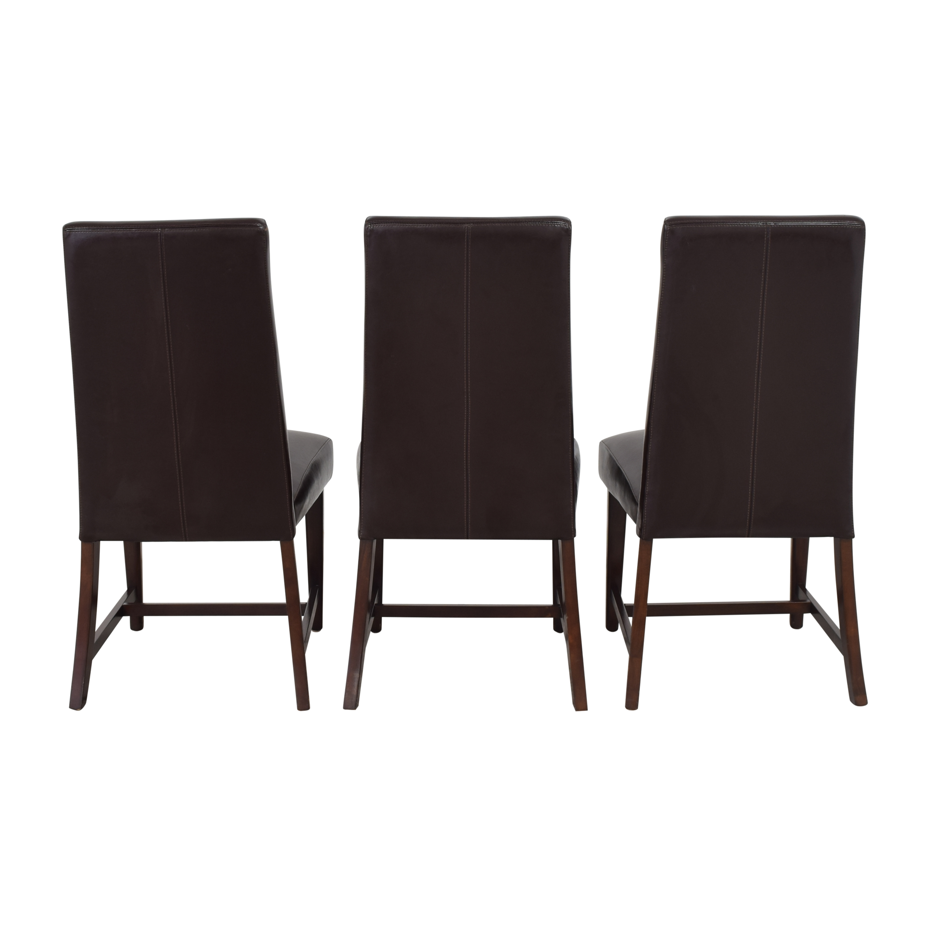 Shermag Shermag High Back Dining Chairs second hand