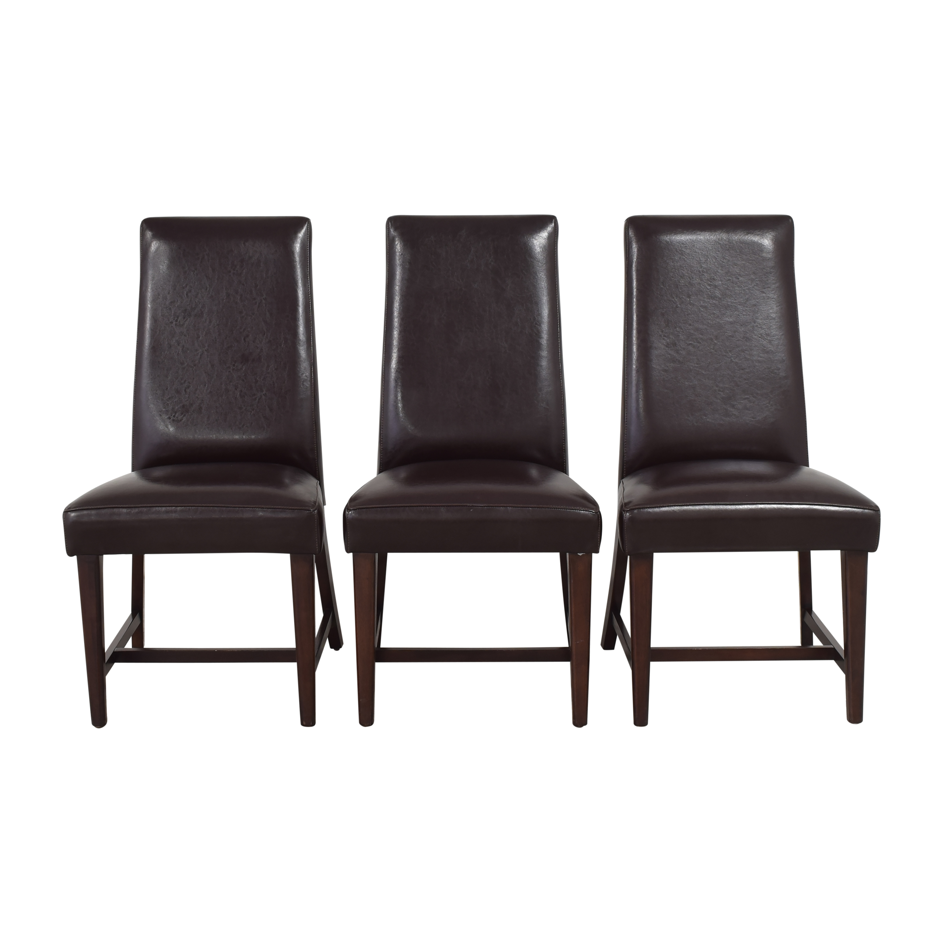 Shermag High Back Dining Chairs sale