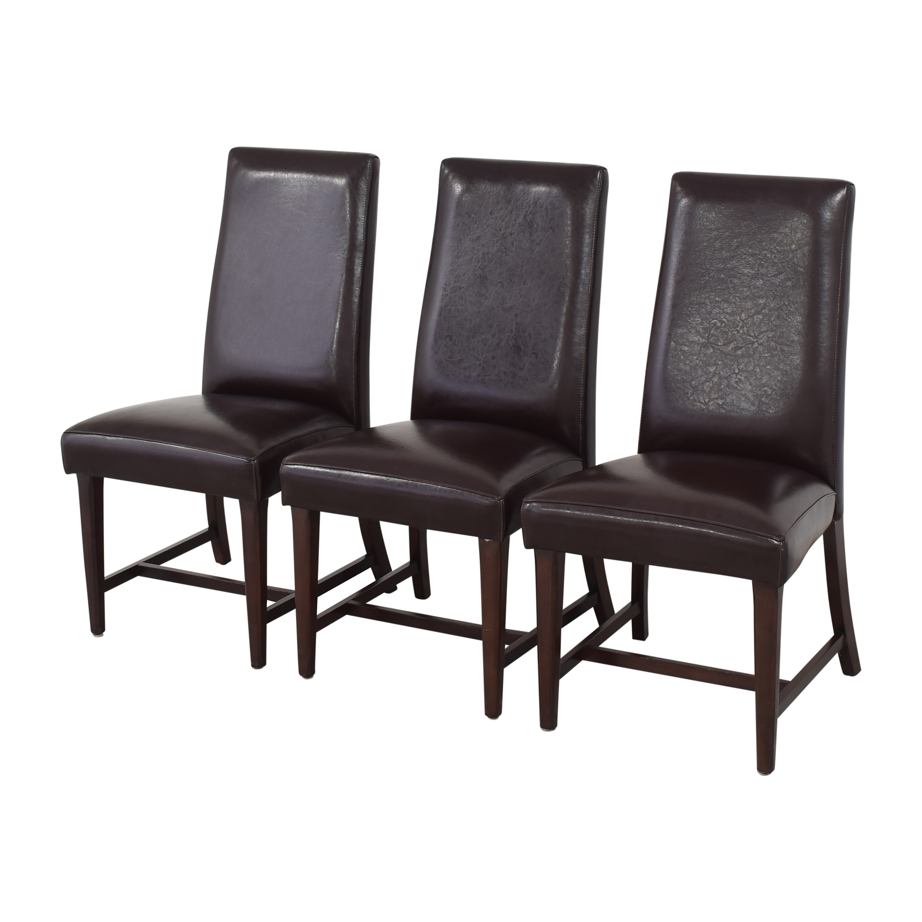 Shermag High Back Dining Chairs / Chairs