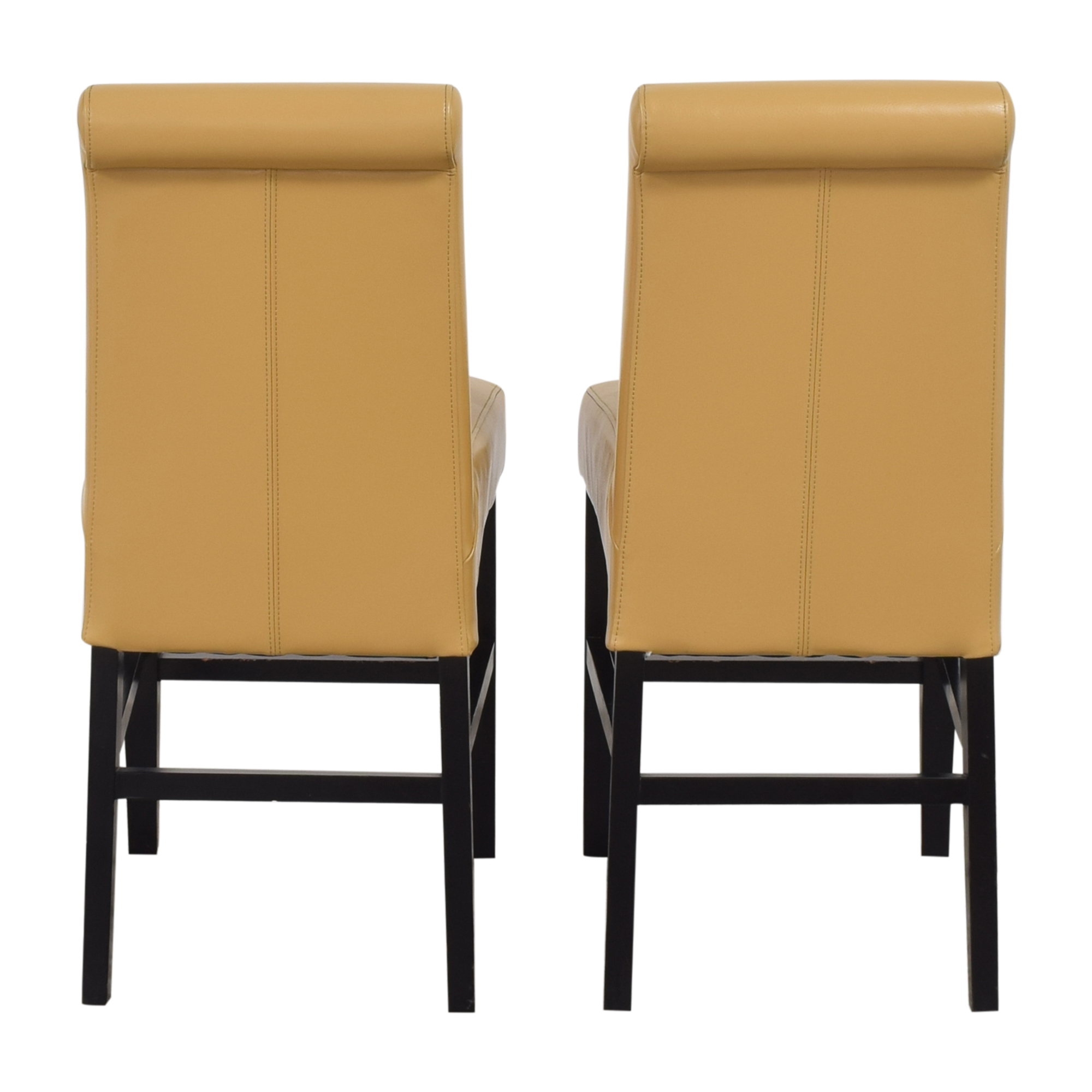 Upholstered Scroll Back Counter Stools discount