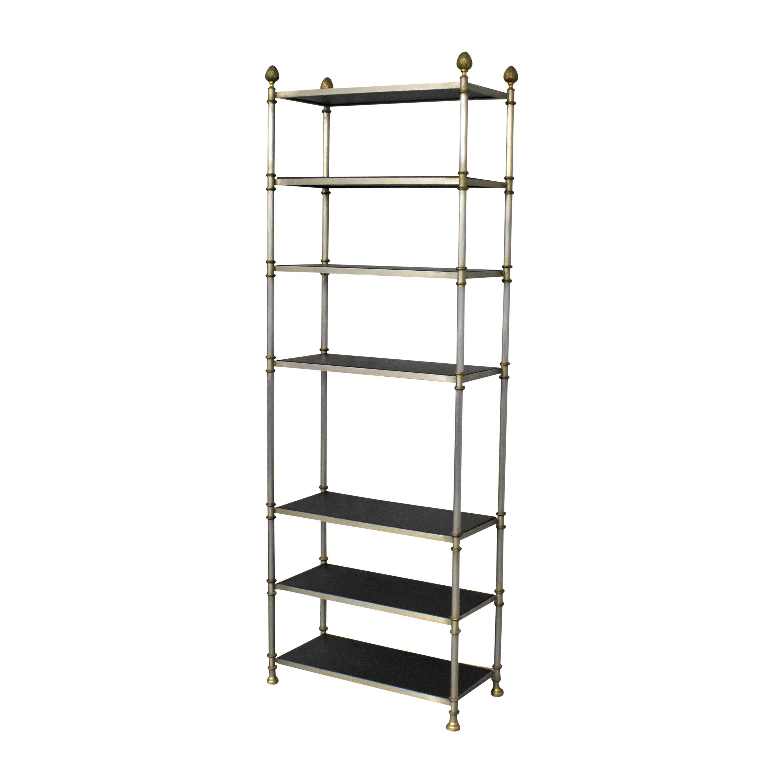 Modern Bookcase Storage
