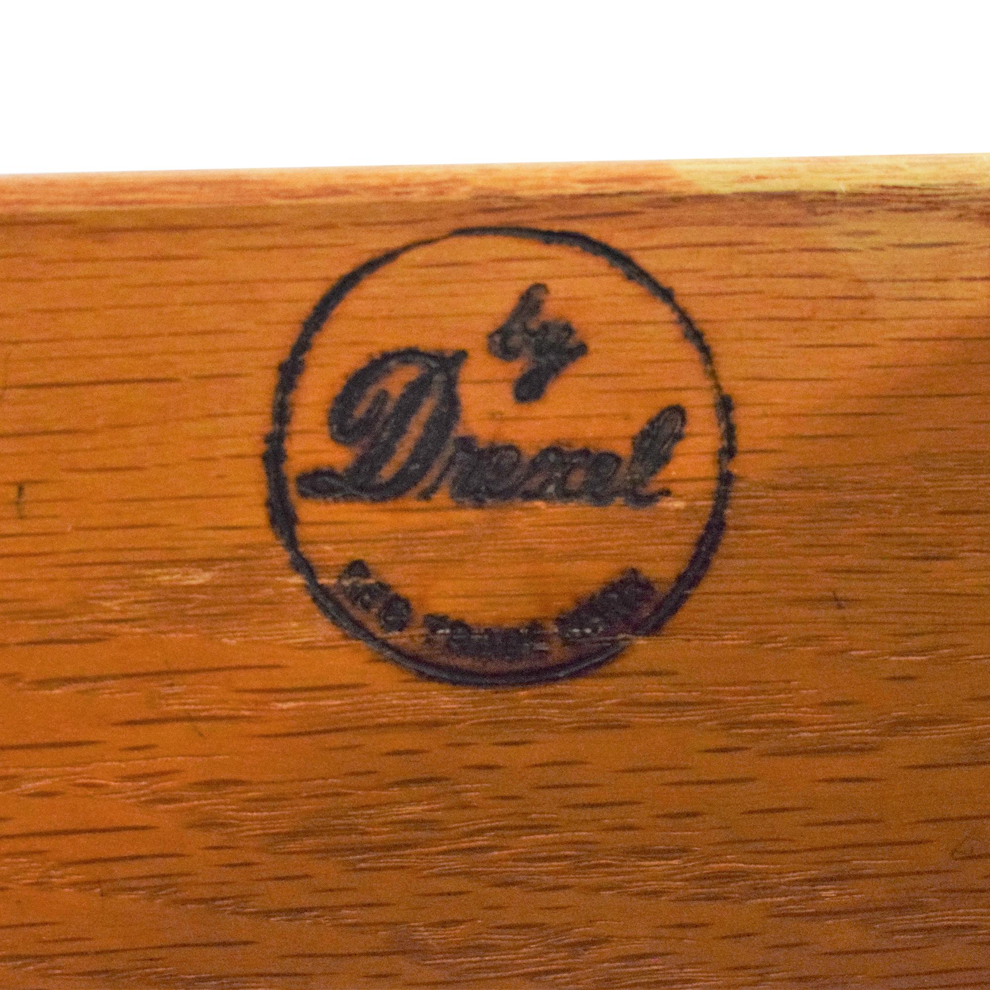 Drexel Drexel Triple Dresser with Mirror on sale
