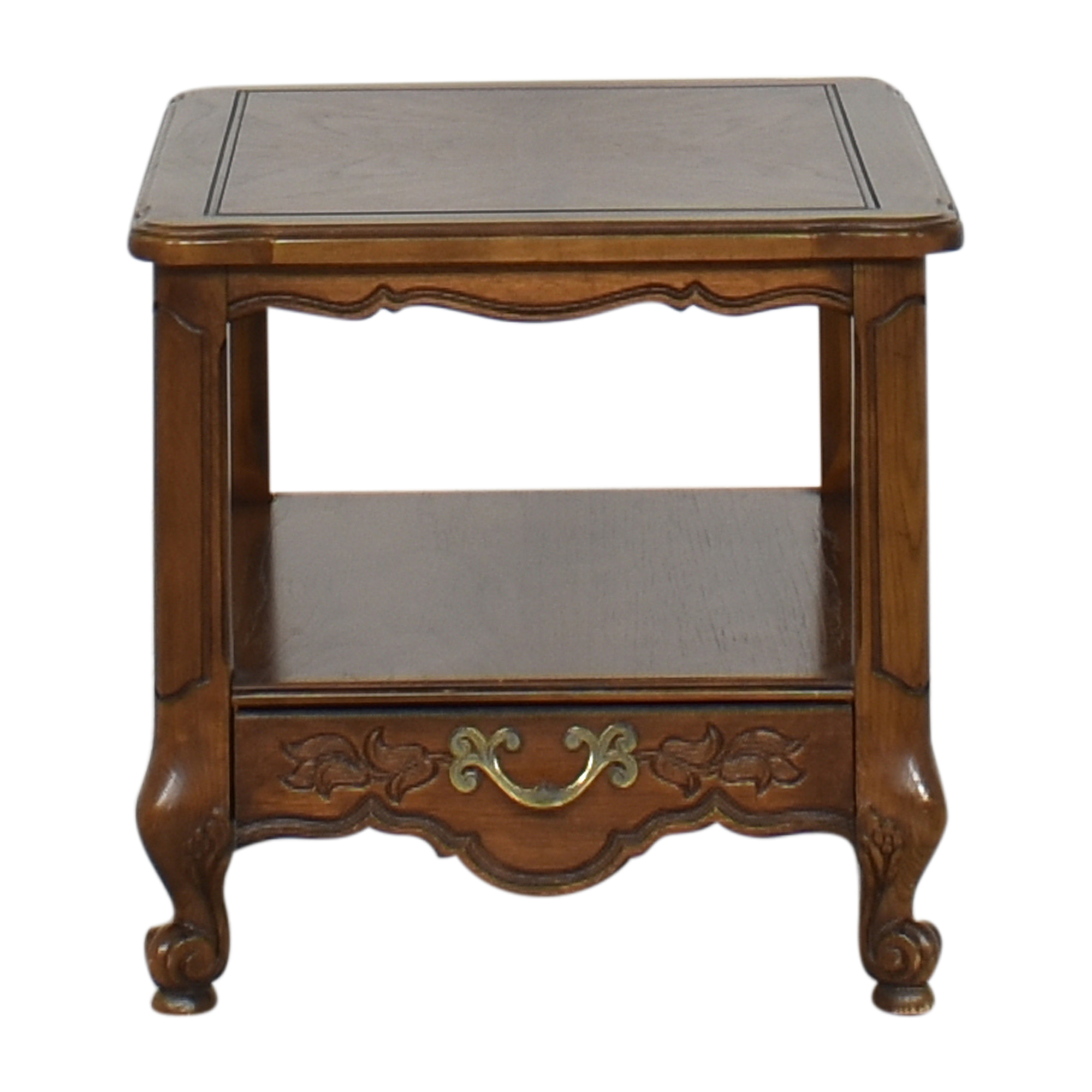Hammary Single Drawer End Table / End Tables