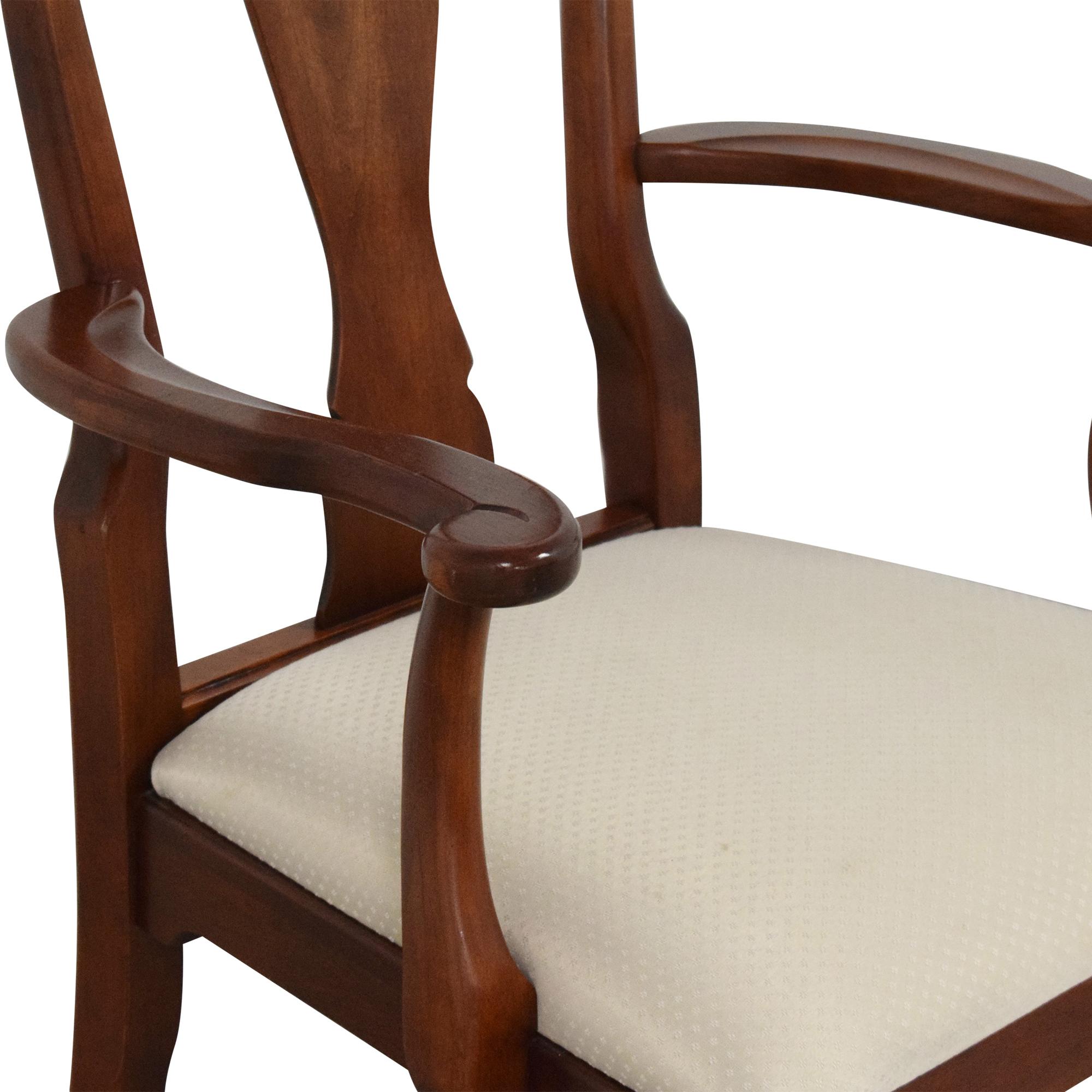 Knob Creek Penn Manor Dining Arm Chair sale