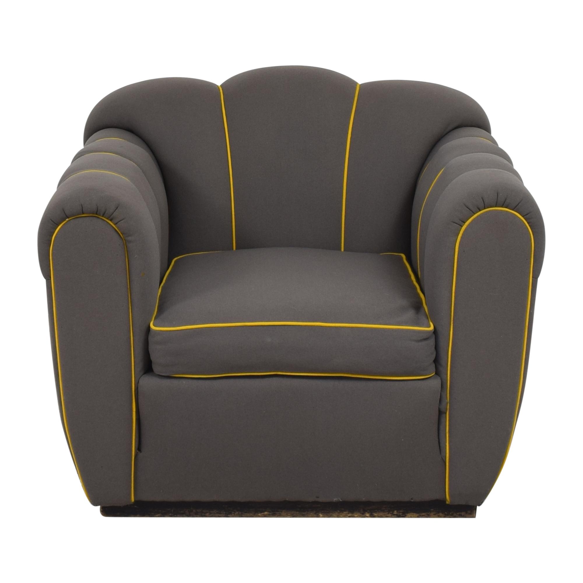 Custom Mid-Century Club Chair coupon