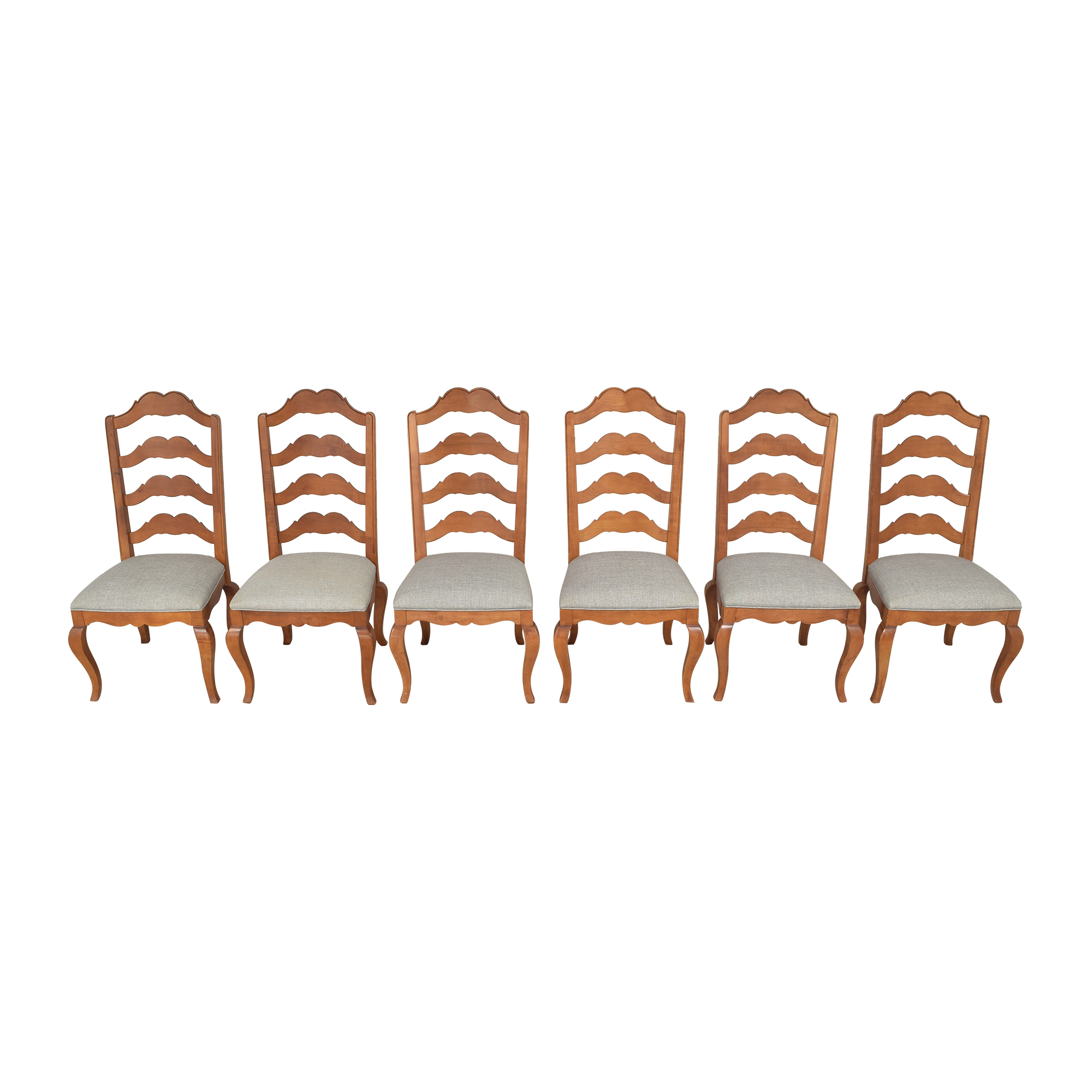 Ethan Allen Ethan Allen Legacy Dining Chairs dimensions
