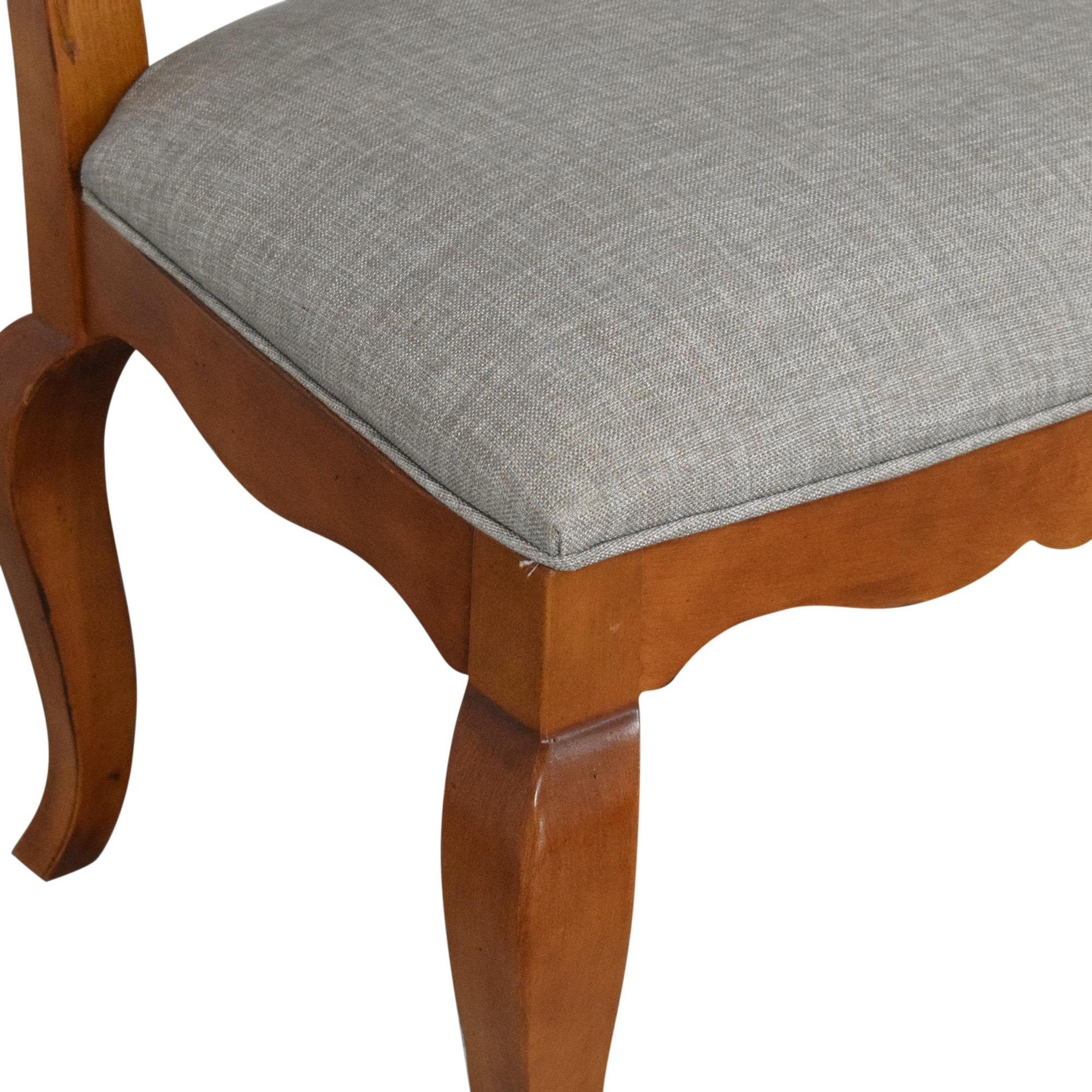Ethan Allen Ethan Allen Legacy Dining Chairs nj