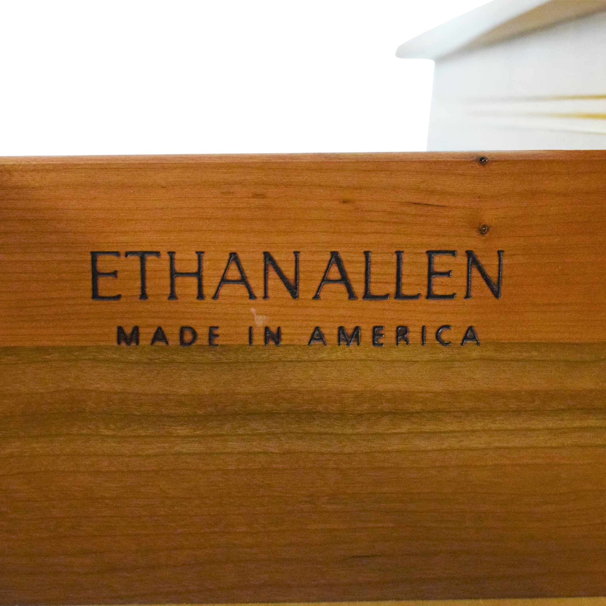 Ethan Allen Ethan Allen Country French Five Drawer Chest Dressers
