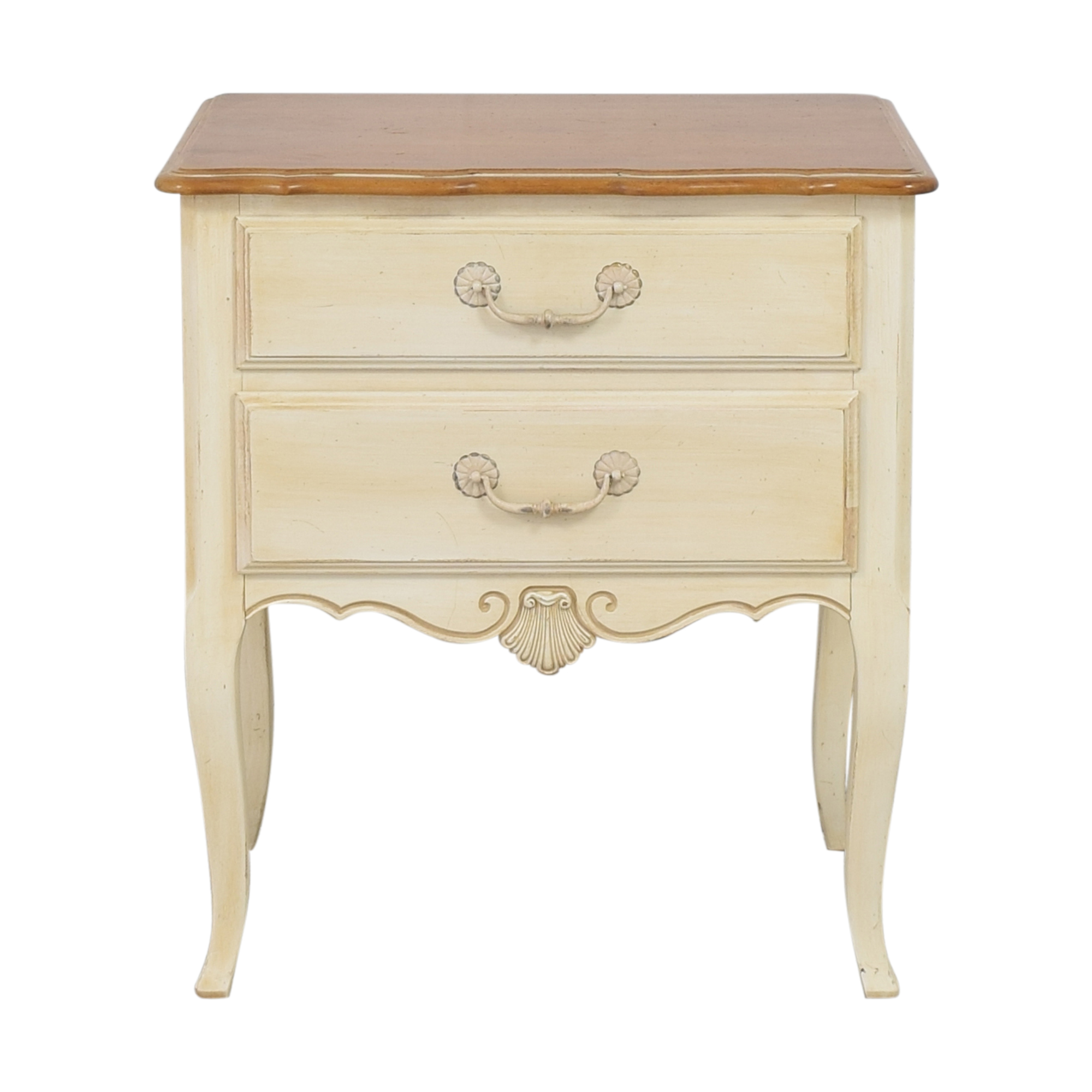Ethan Allen Ethan Allen Country French Nightstand discount