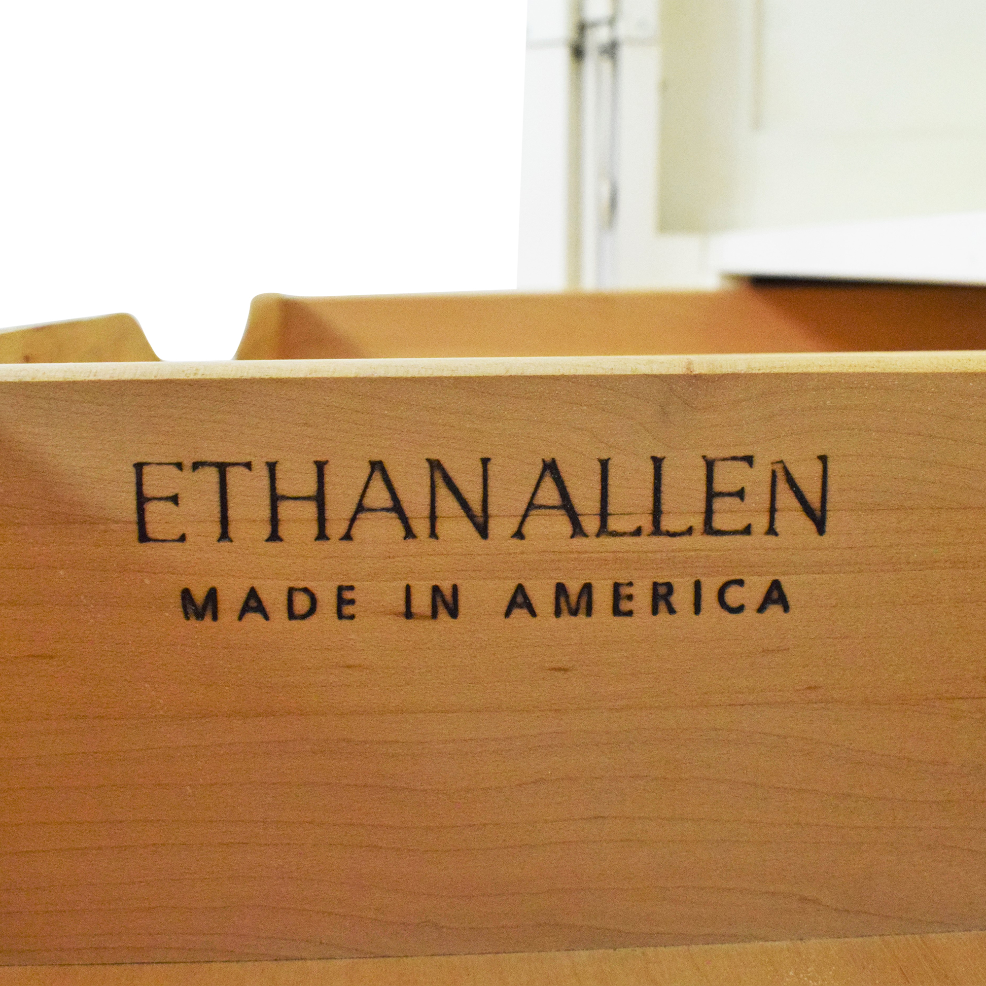 Ethan Allen Ethan Allen Country French Armoire pa
