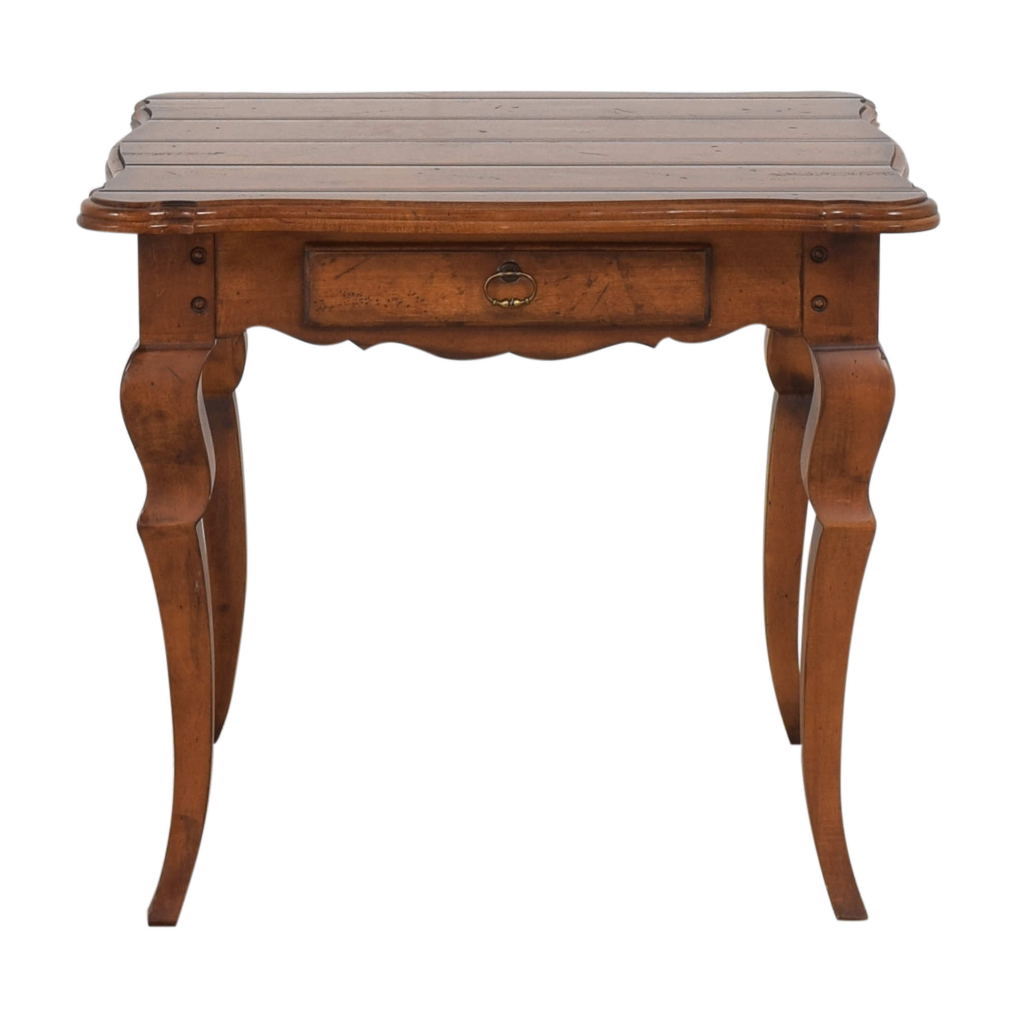 Century Furniture Century Furniture Vintage-Style End Table second hand