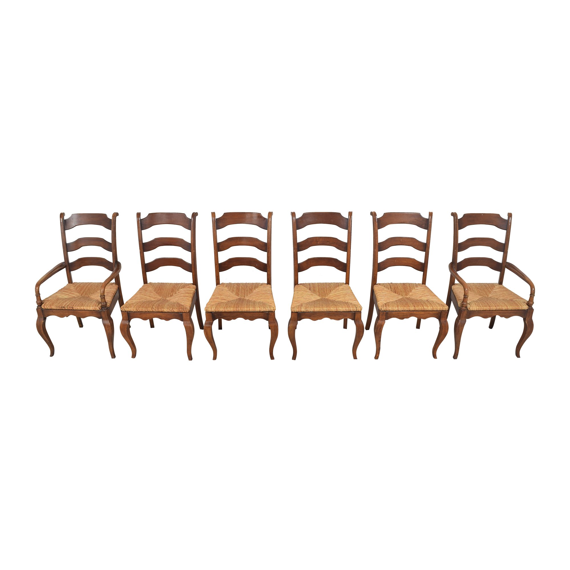 Hooker Furniture Hooker Furniture Woven Seat Dining Chairs Chairs