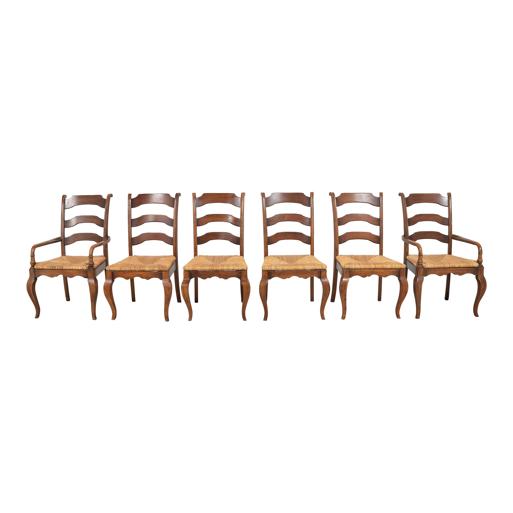 Hooker Furniture Hooker Furniture Woven Seat Dining Chairs discount