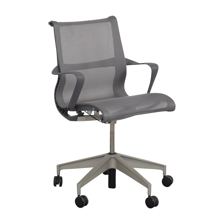 Herman Miller Herman Miller Setu Desk Chair on sale