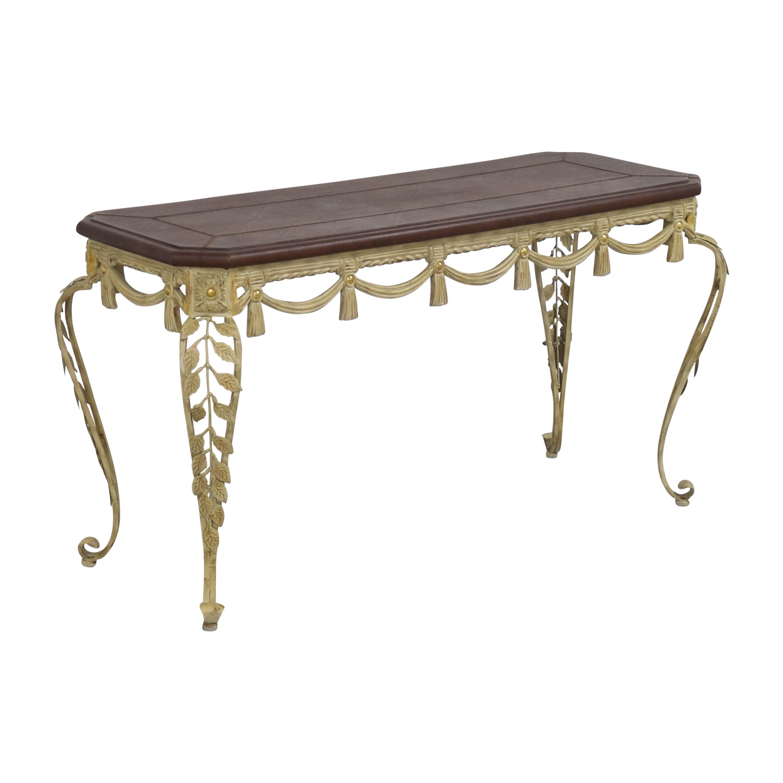 Neoclassical Decorative Console Table sale