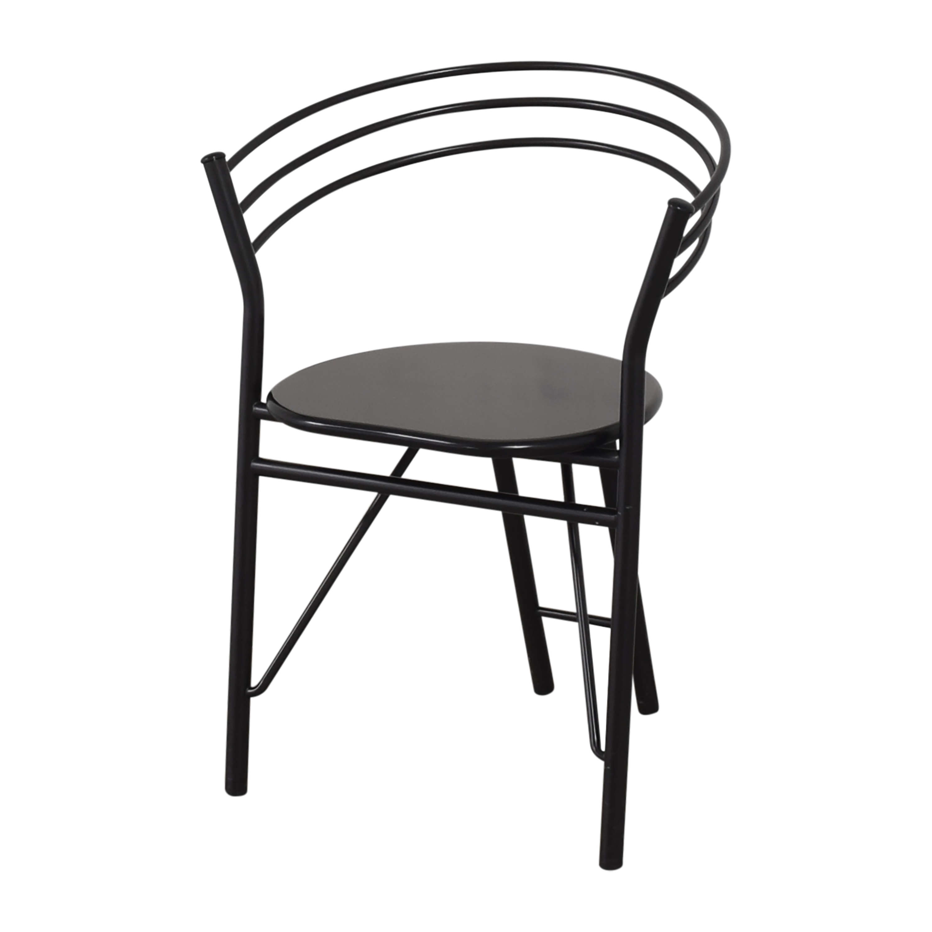 Round Back Dining Chairs used