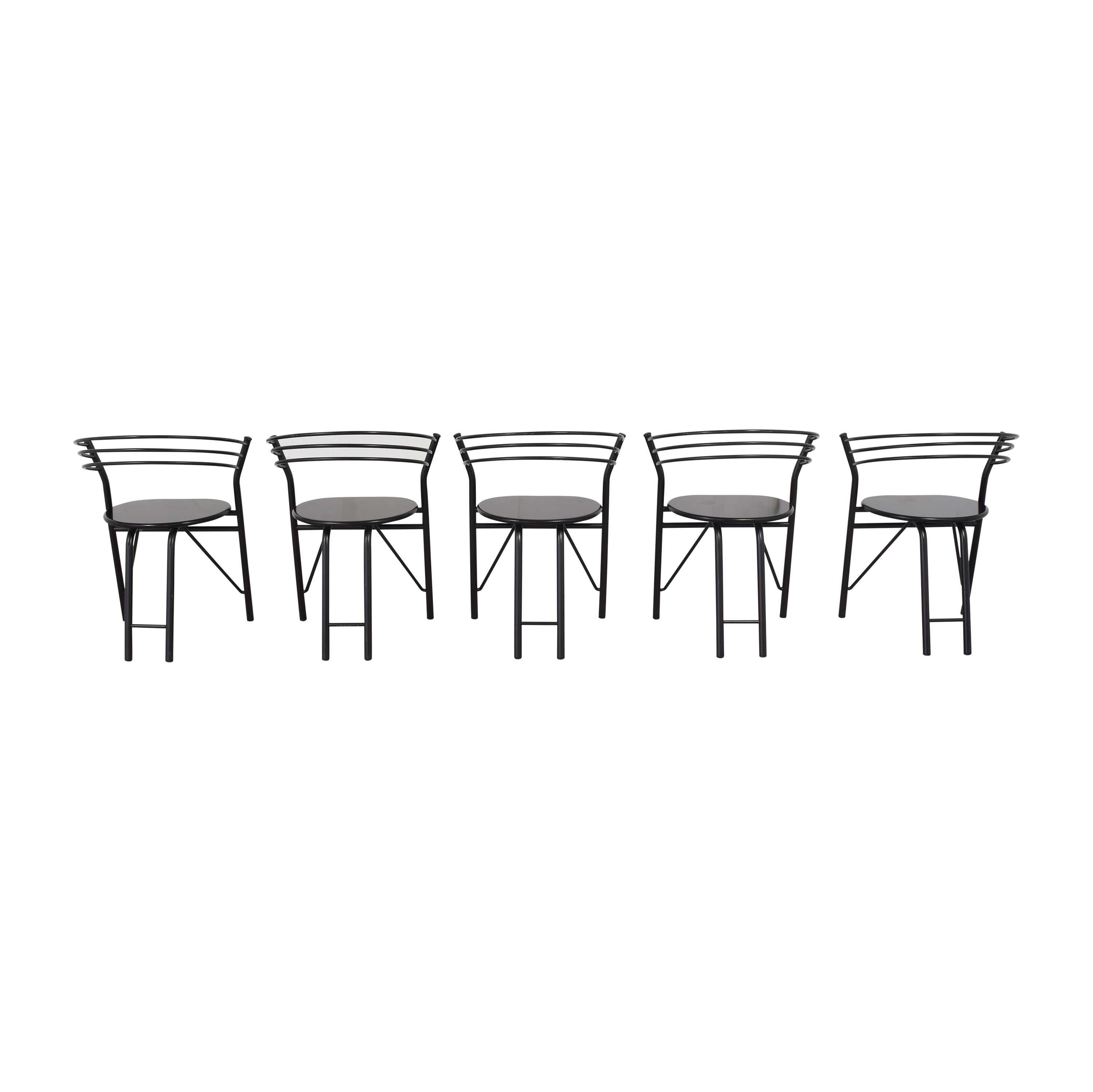 Round Back Dining Chairs Dining Chairs