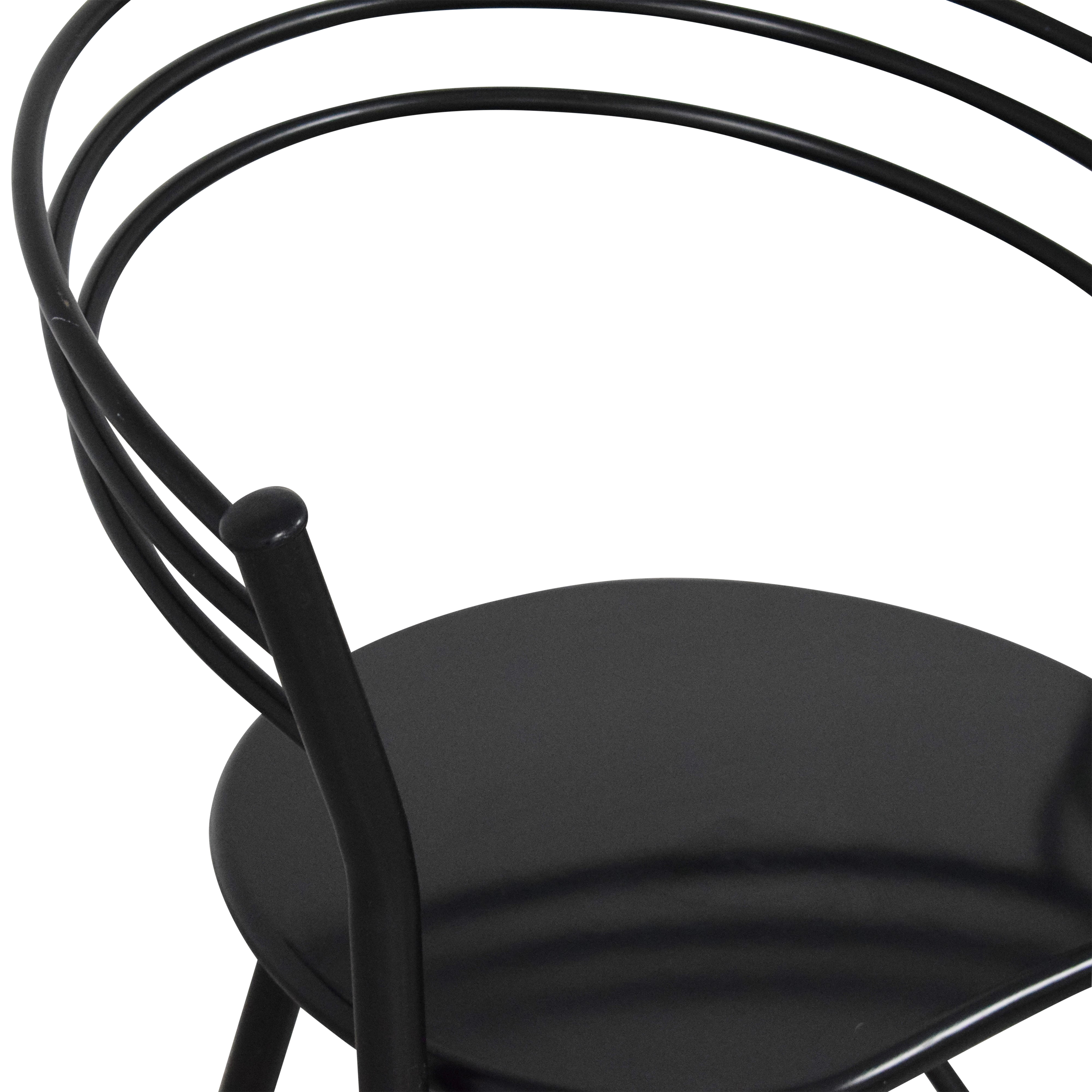 Round Back Dining Chairs pa