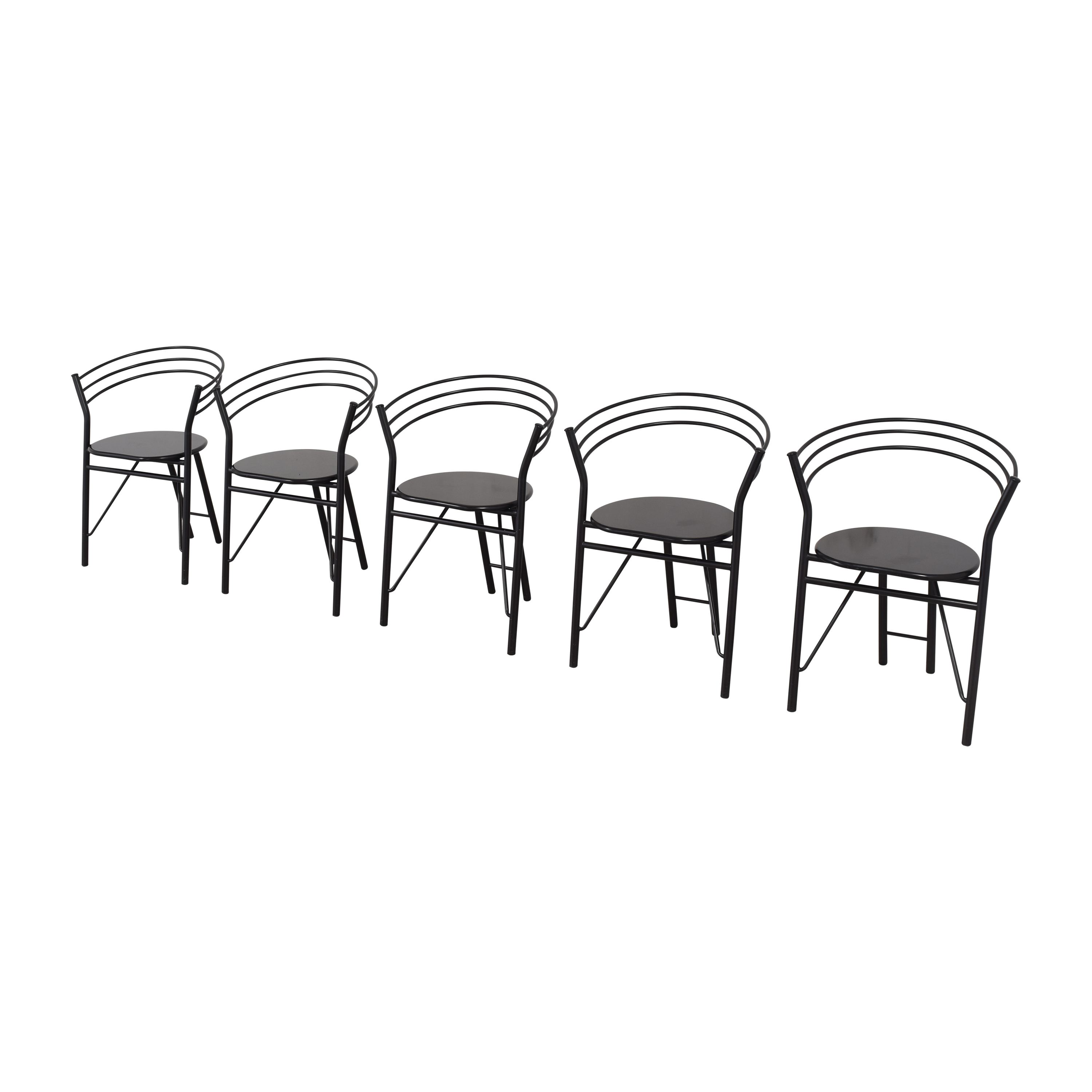 Round Back Dining Chairs price