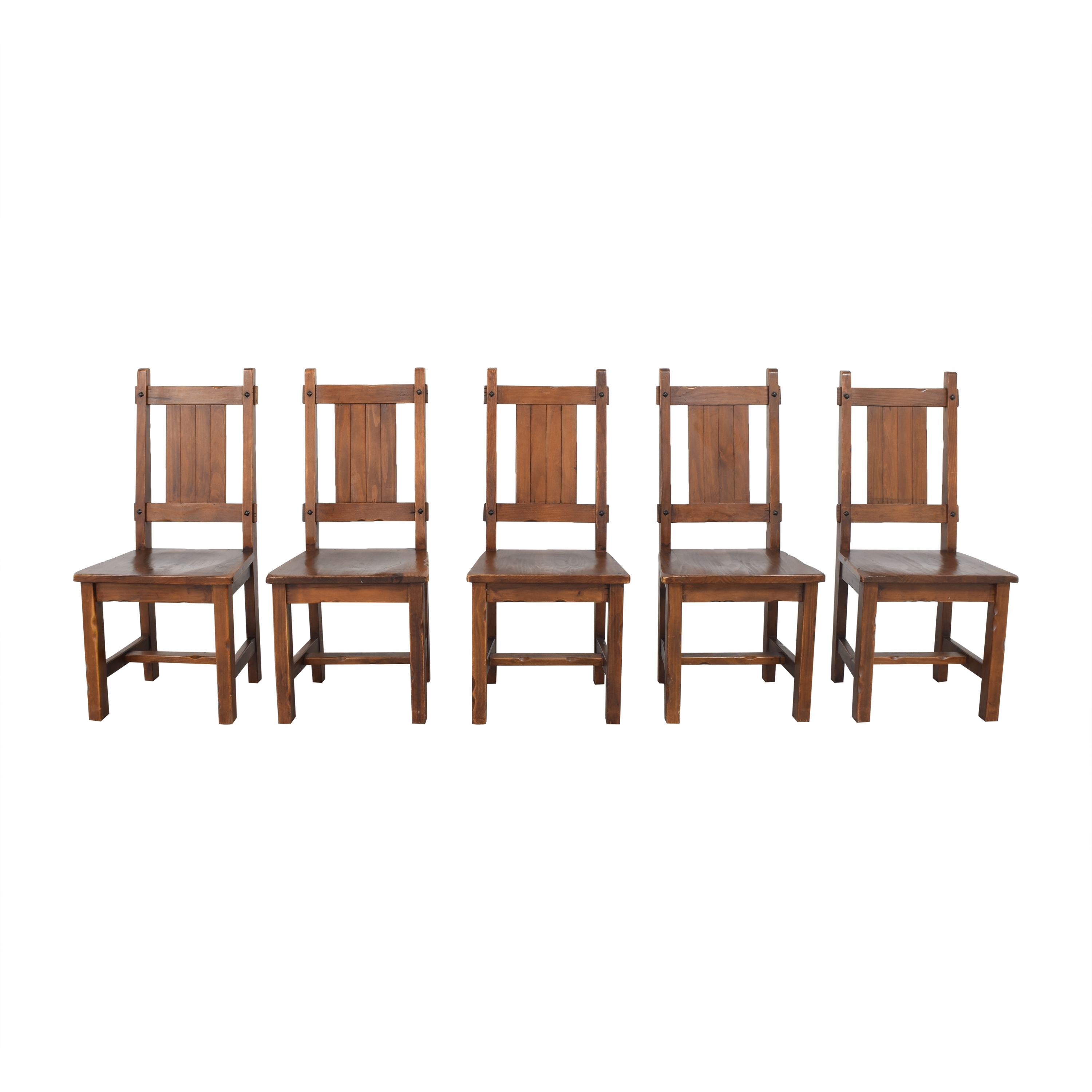 Pier 1 Pier 1 Rustic Dining Chairs ct
