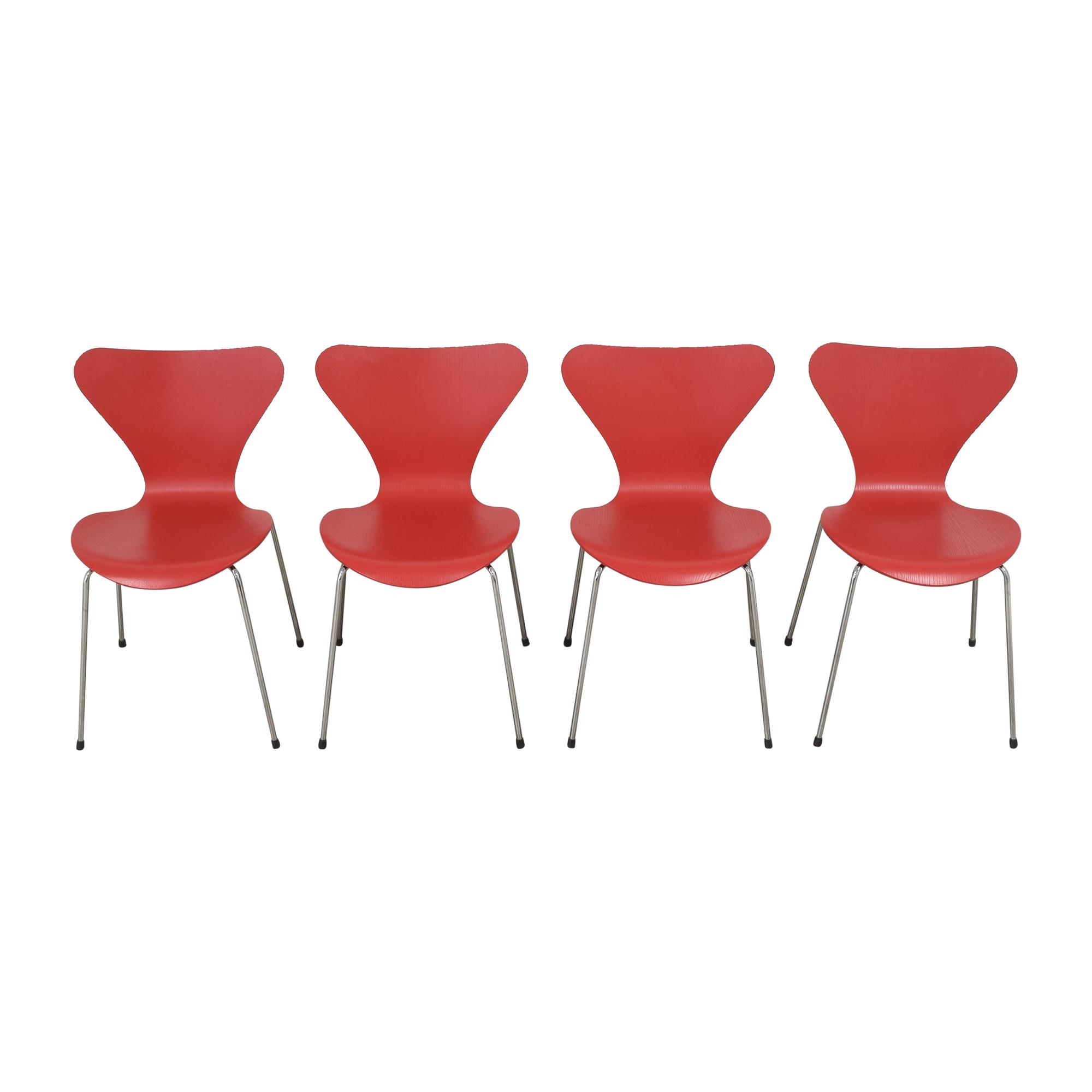 shop Fritz Hansen Fritz Hansen Series 7 Chairs online