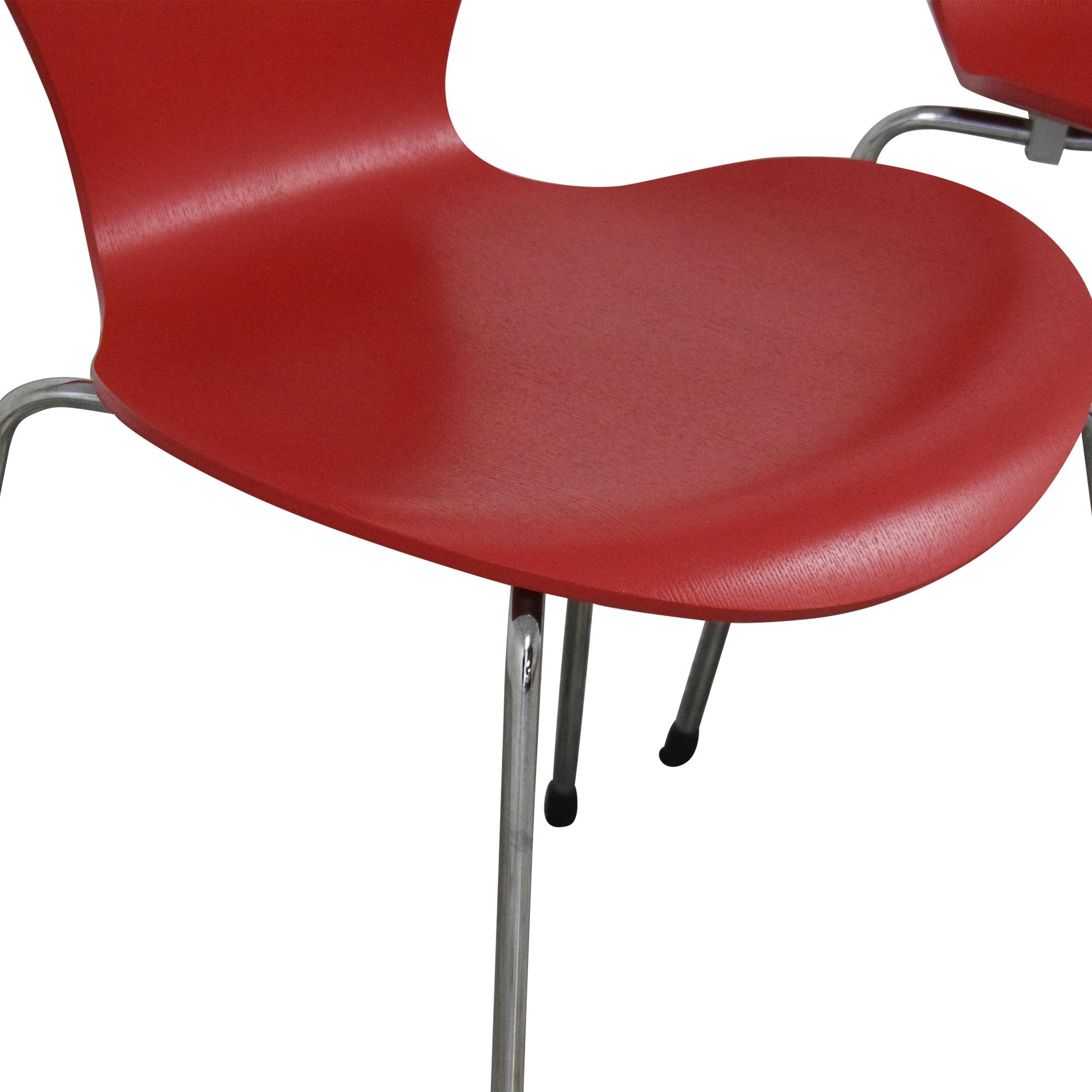 Fritz Hansen Fritz Hansen Series 7 Chairs Chairs