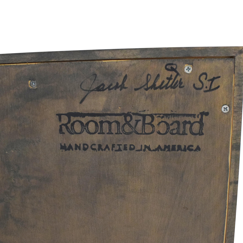 Room & Board Room & Board Hudson Five Drawer Chest Storage
