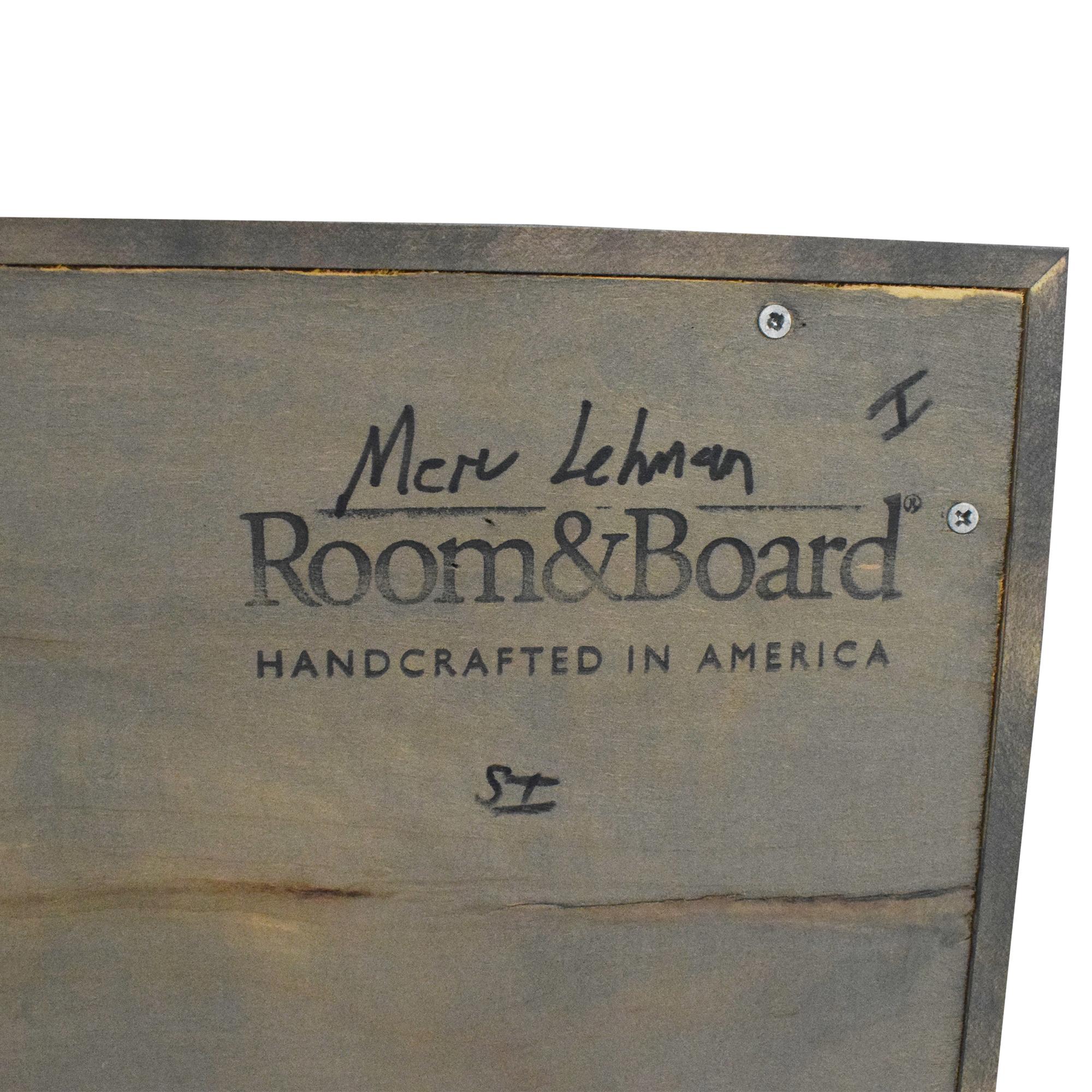 buy Room & Board Hudson Media Cabinet Room & Board Media Units