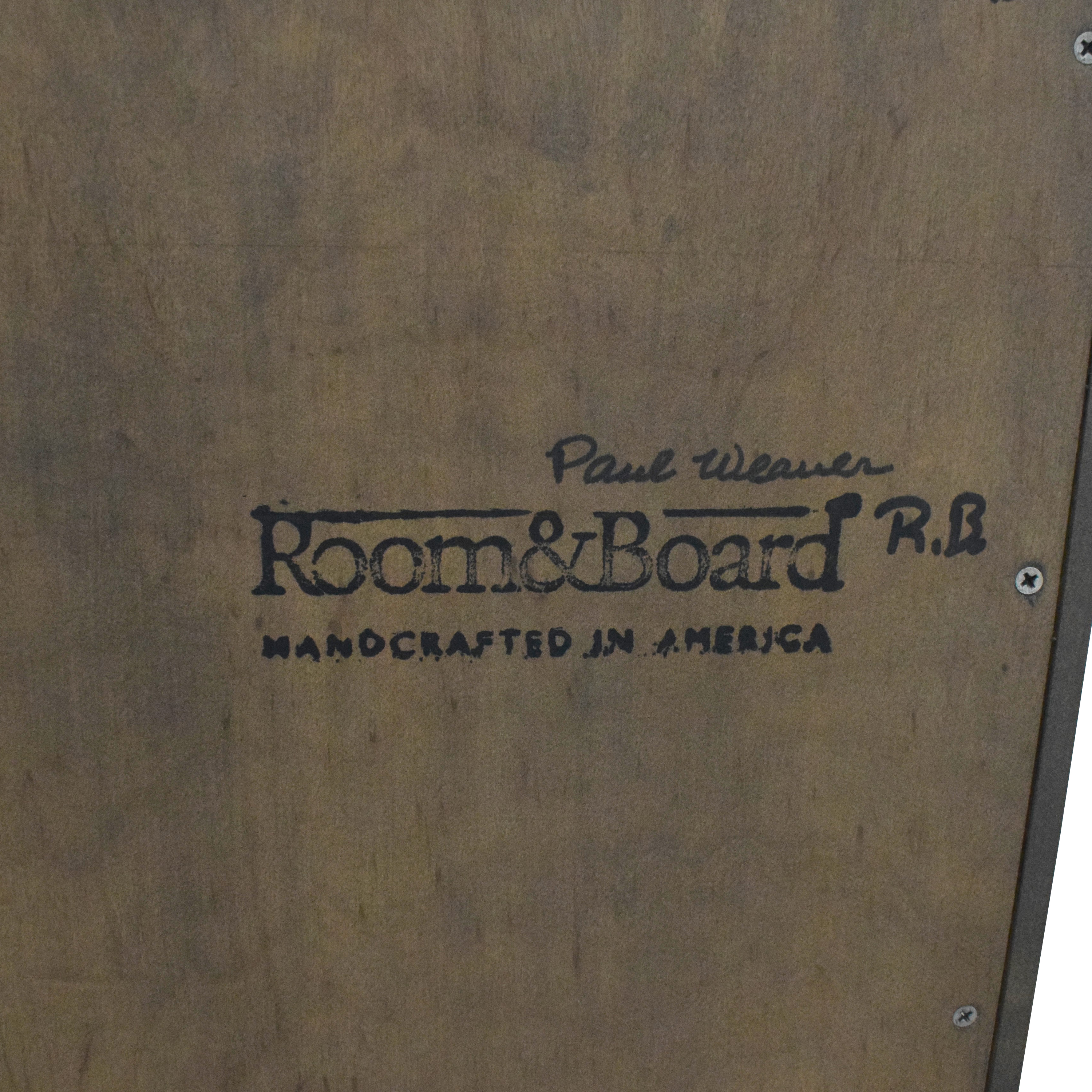 Room & Board Room & Board Hudson Two Drawer Nightstand second hand