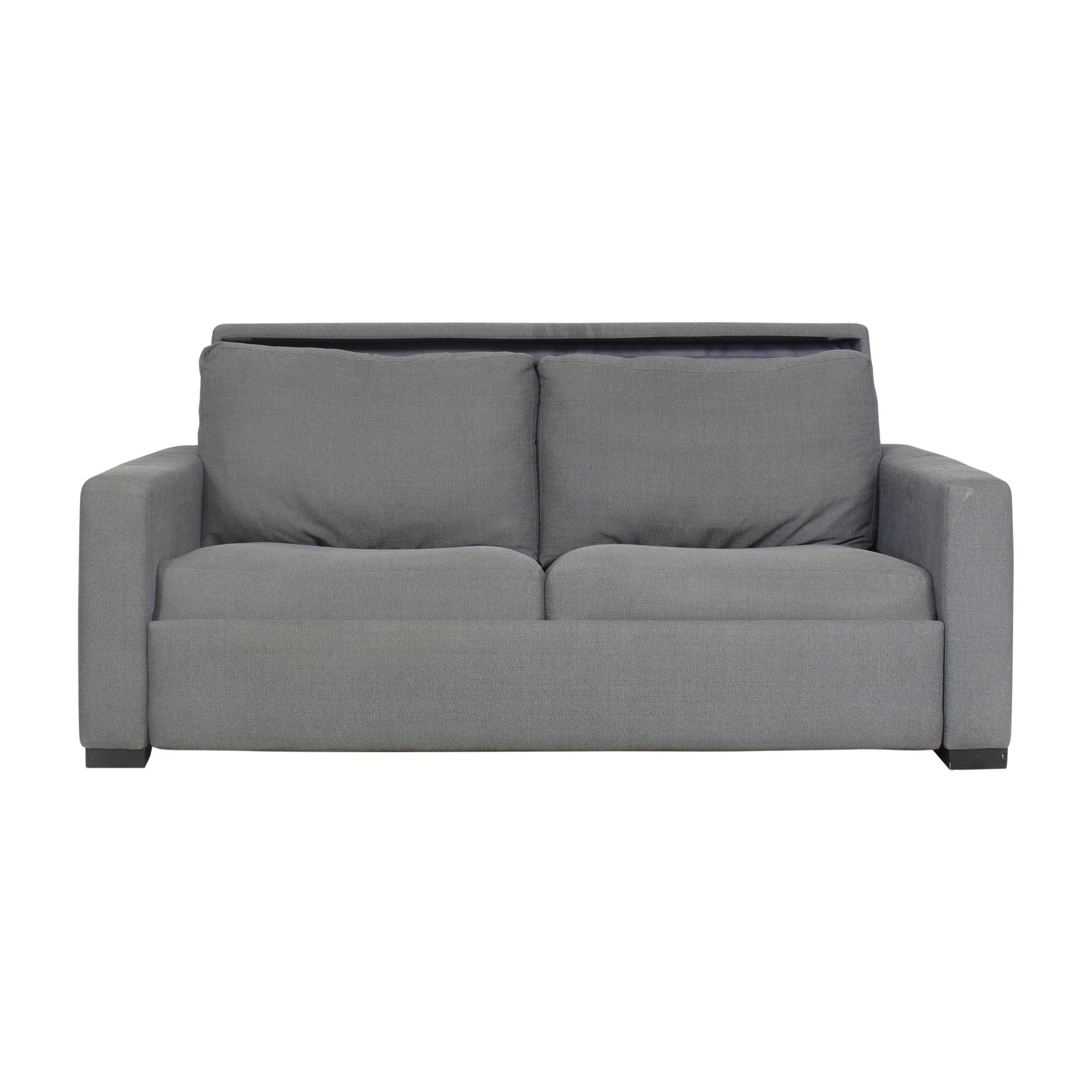 Room & Board Room & Board Pierce Two Cushion Sleeper Sofa pa