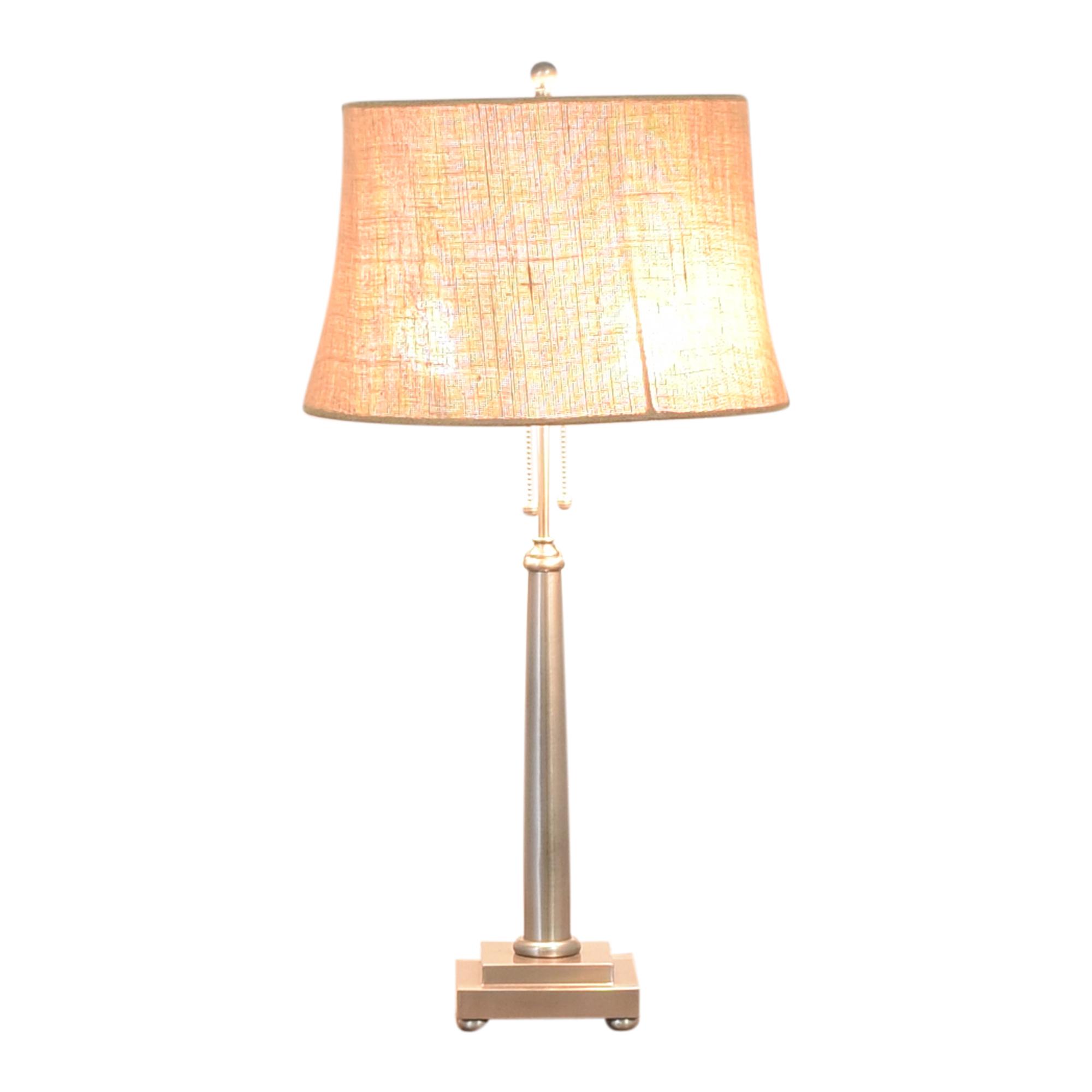 Restoration Hardware Table Lamp Restoration Hardware