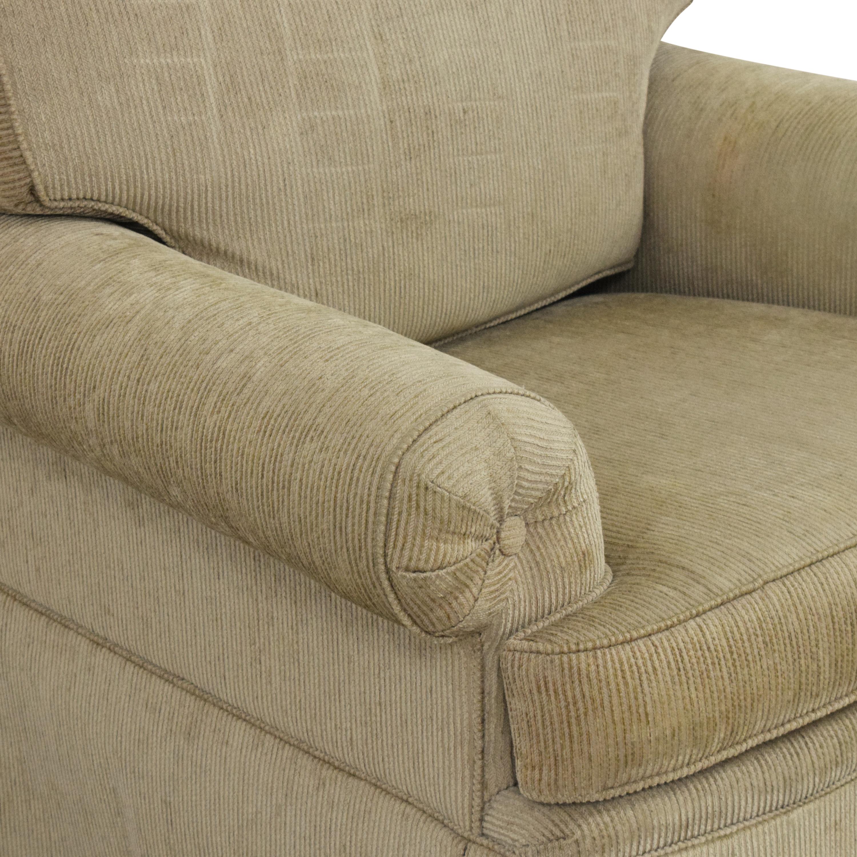 Drexel Heritage Drexel Heritage Skirted Club Chair used