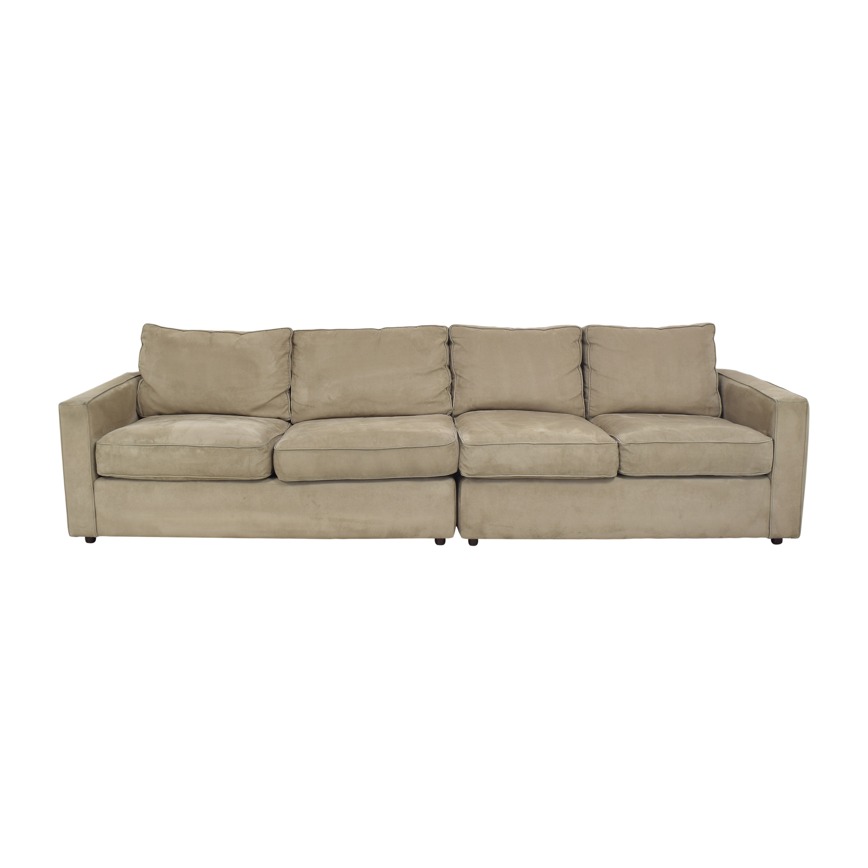 Room & Board Room & Board Two Piece Sectional Sofa on sale