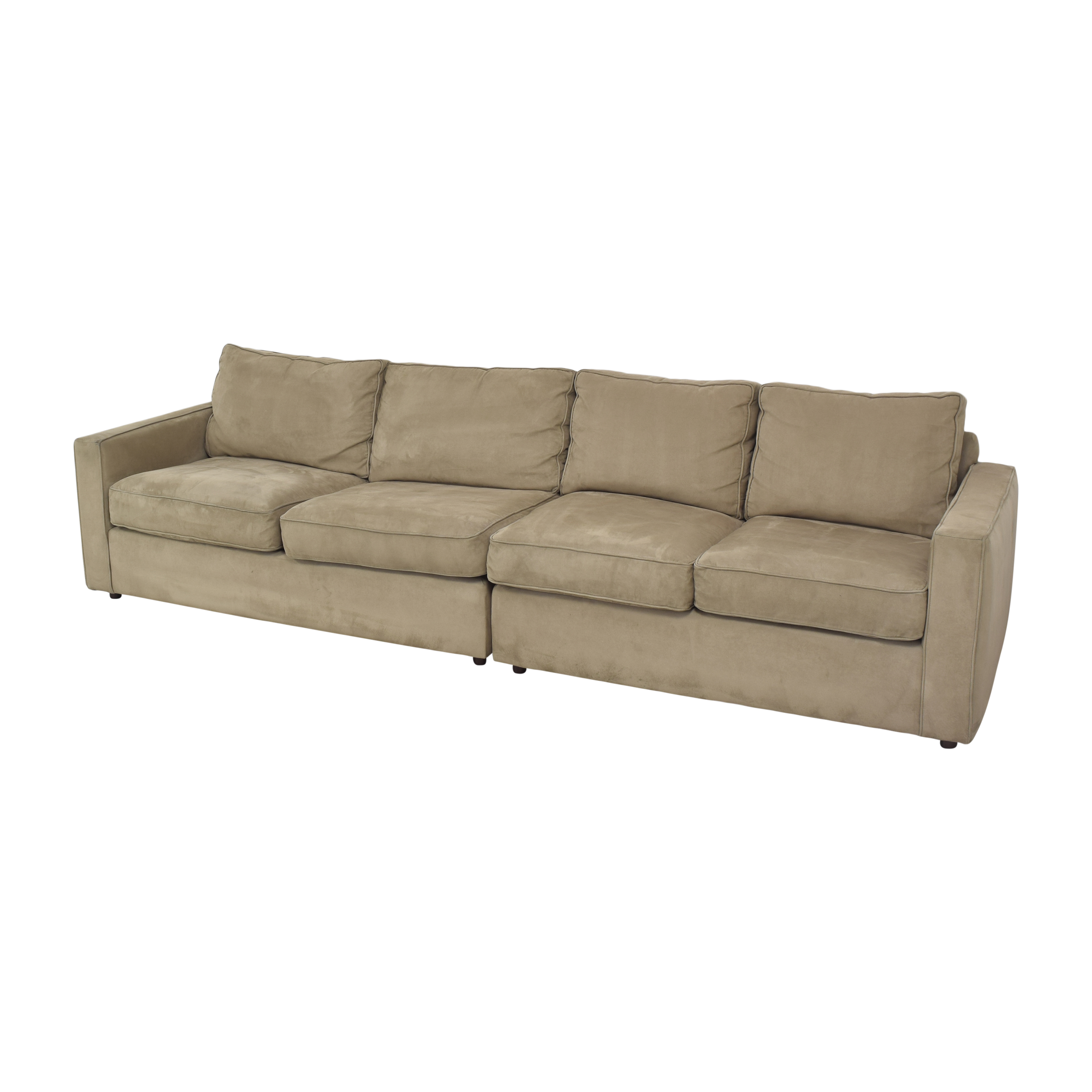 Room & Board Room & Board Two Piece Sectional Sofa pa