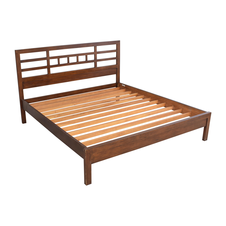 Room & Board Room & Board Mondo King Bed